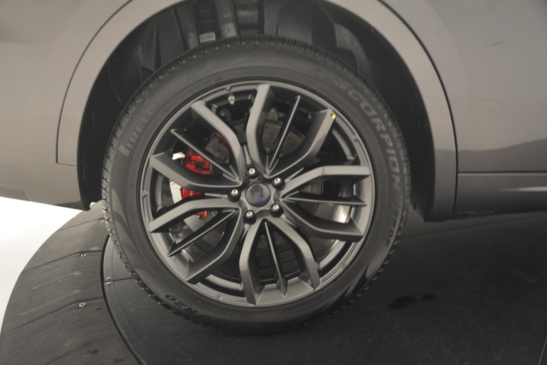 New 2019 Maserati Levante S Q4 GranSport For Sale In Westport, CT 2680_p20