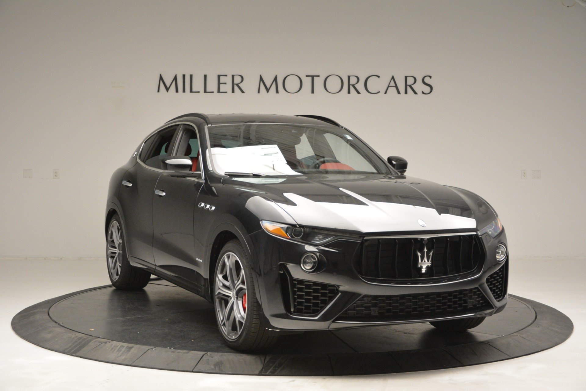 New 2019 Maserati Levante S Q4 GranSport For Sale In Westport, CT 2683_p11