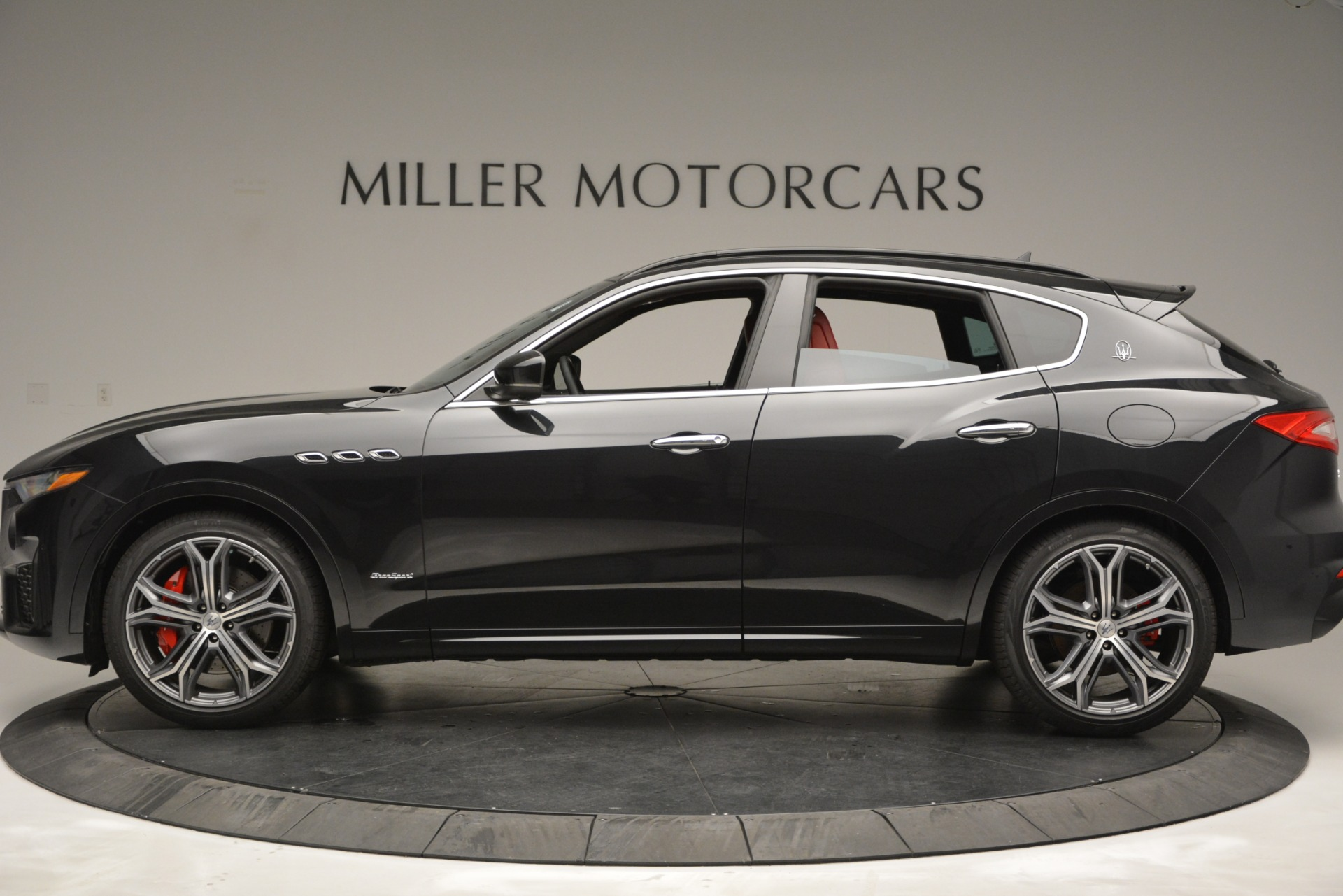 New 2019 Maserati Levante S Q4 GranSport For Sale In Westport, CT 2683_p3