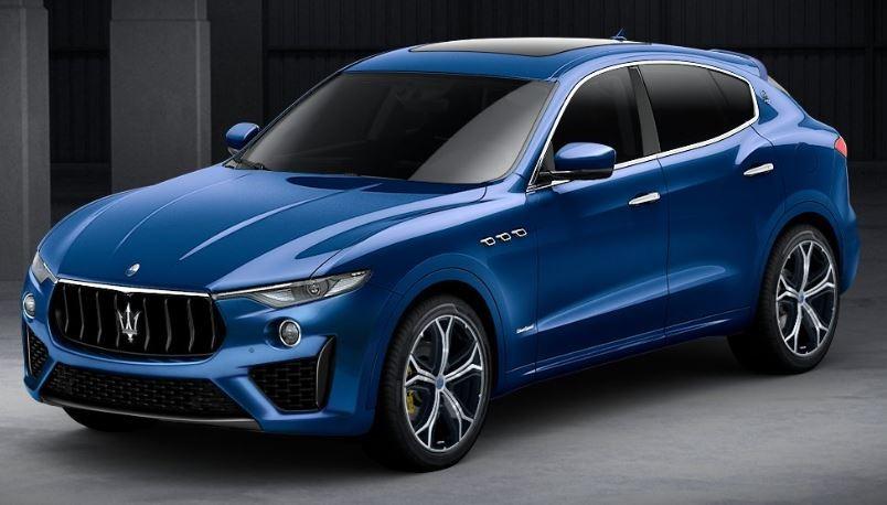 New 2019 Maserati Levante Q4 GranSport For Sale In Westport, CT 2685_main