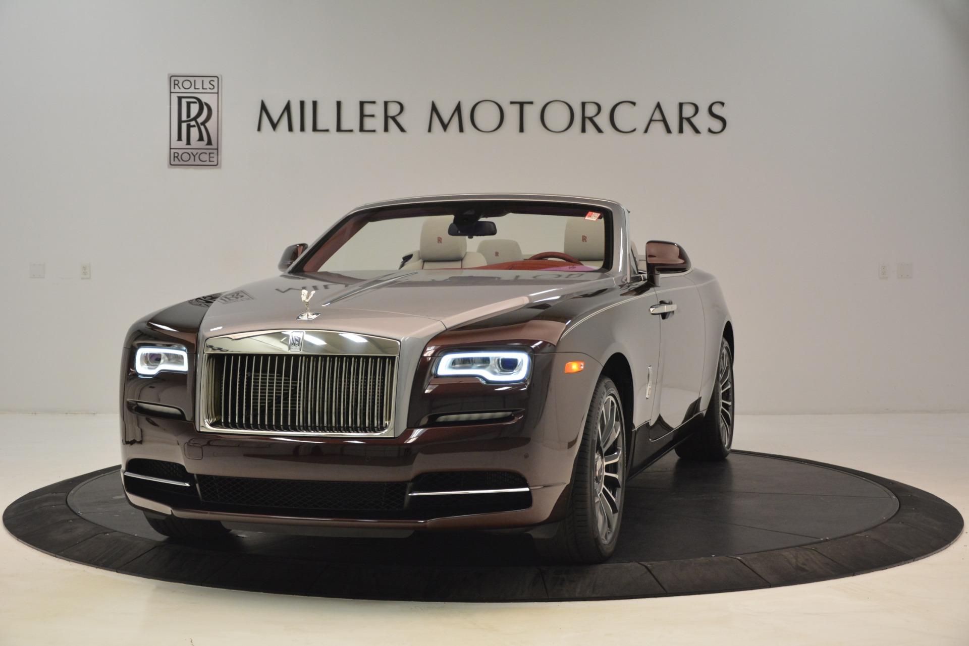 Used 2019 Rolls-Royce Dawn  For Sale In Westport, CT 2692_main