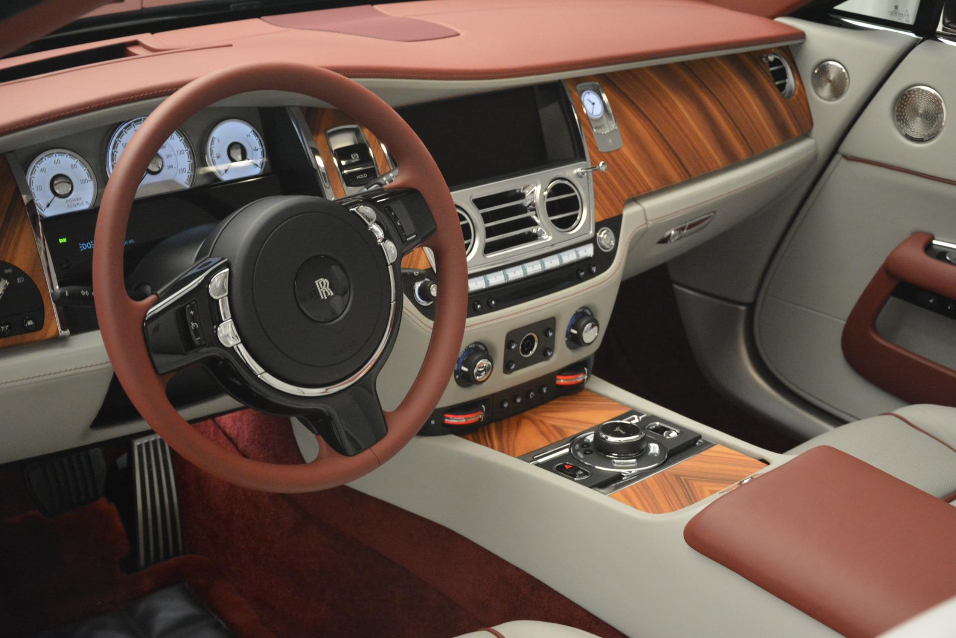 Used 2019 Rolls-Royce Dawn  For Sale In Westport, CT 2692_p32