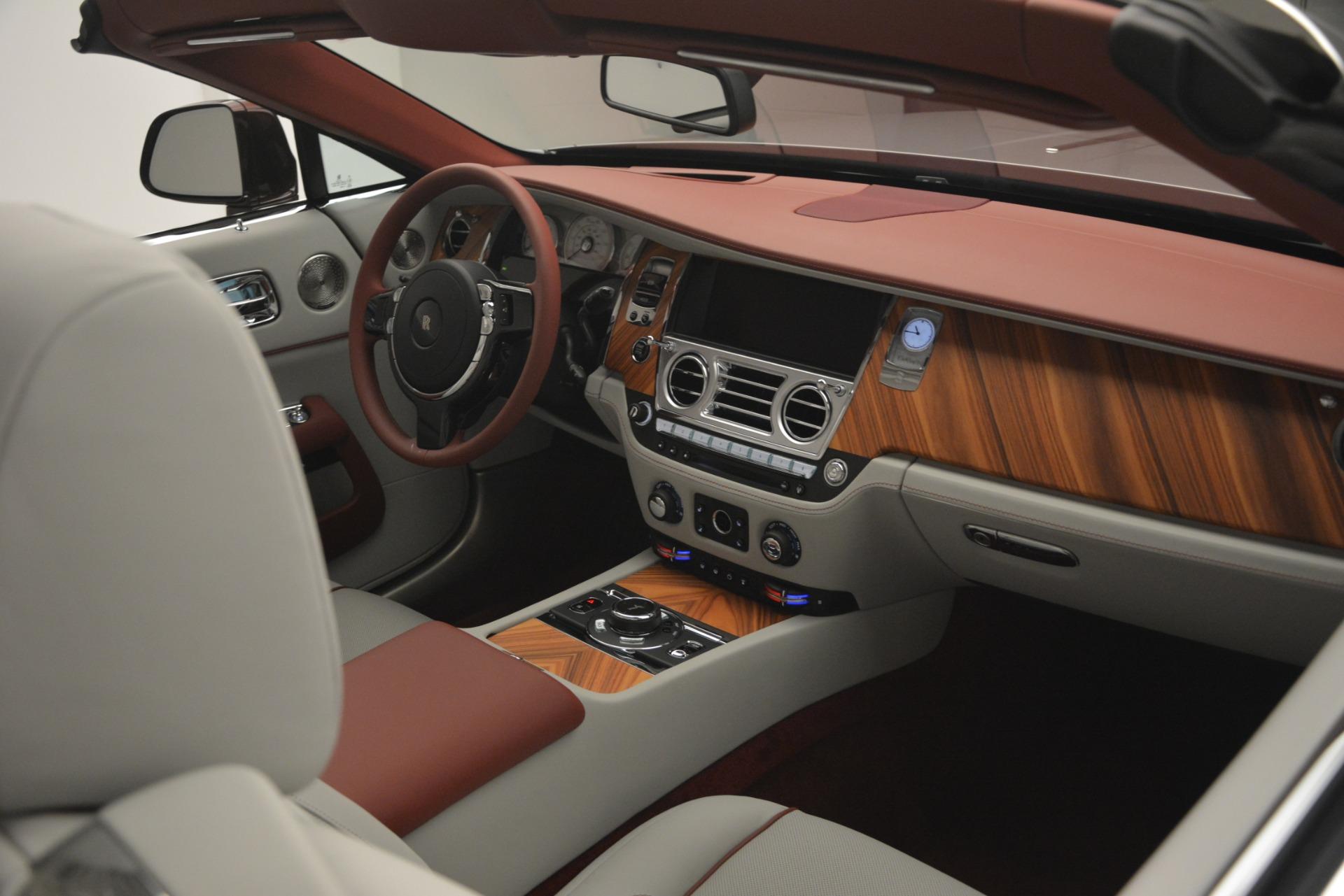 Used 2019 Rolls-Royce Dawn  For Sale In Westport, CT 2692_p34