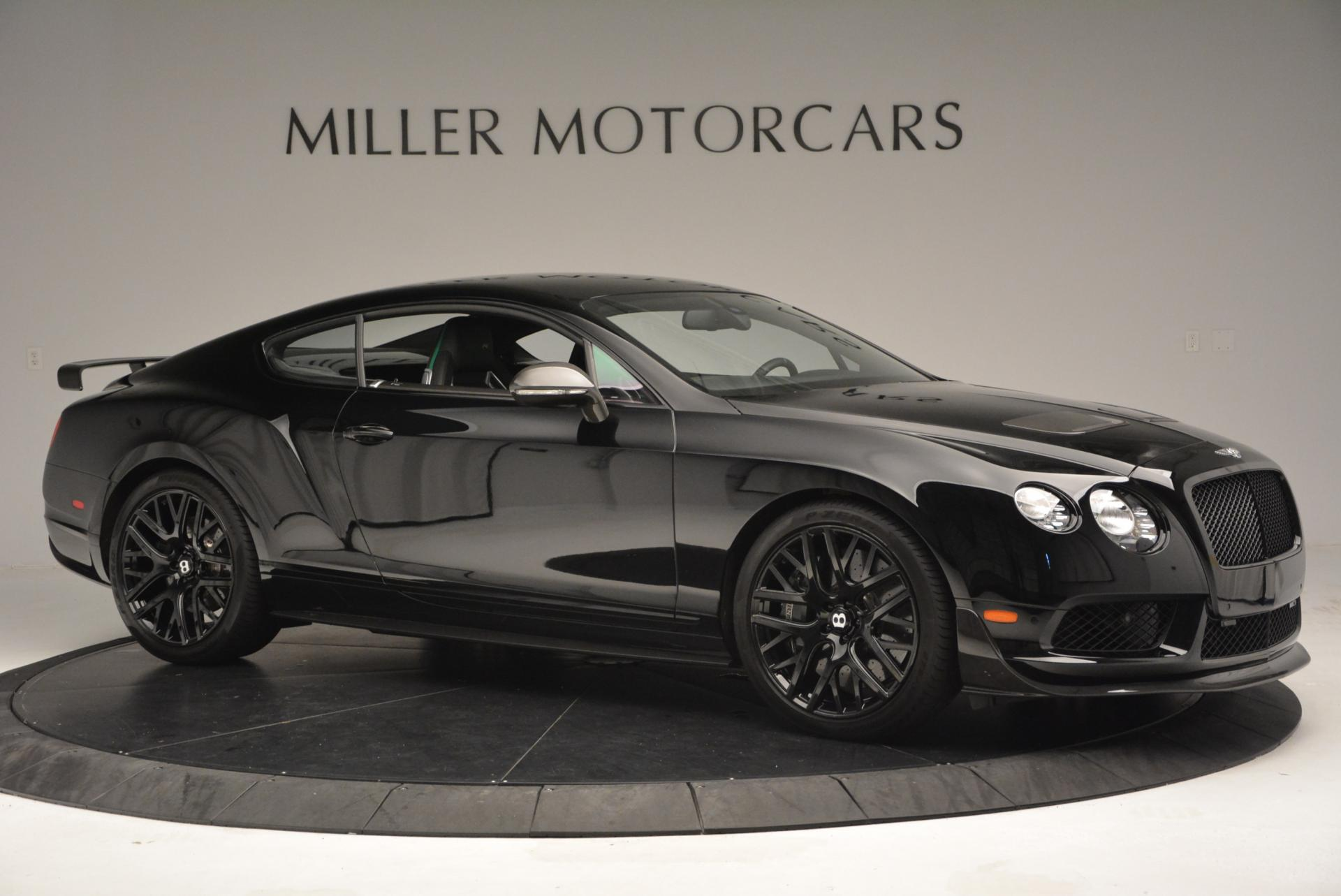 Used 2015 Bentley Continental GT GT3-R For Sale In Westport, CT 27_p10