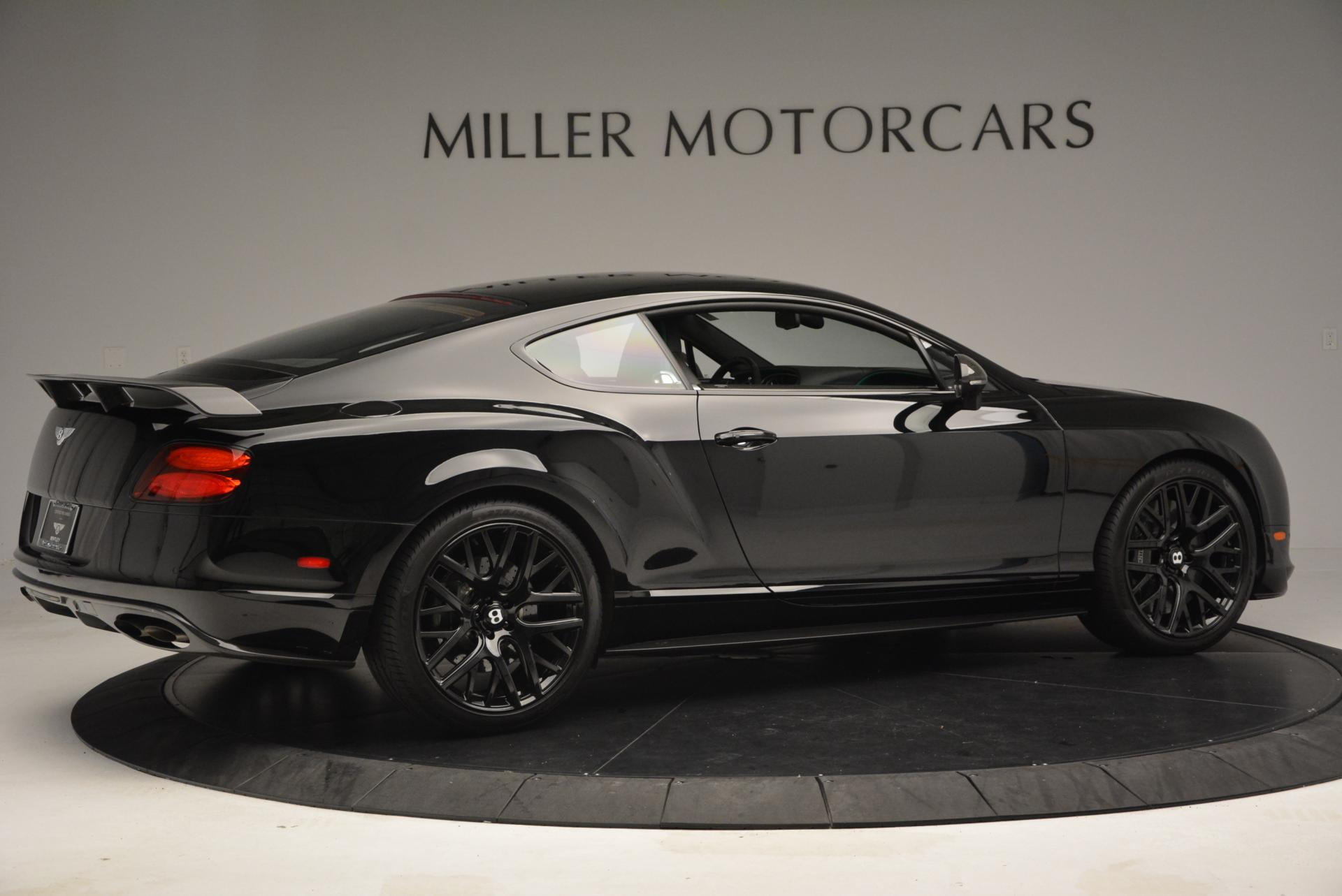 Used 2015 Bentley Continental GT GT3-R For Sale In Westport, CT 27_p8