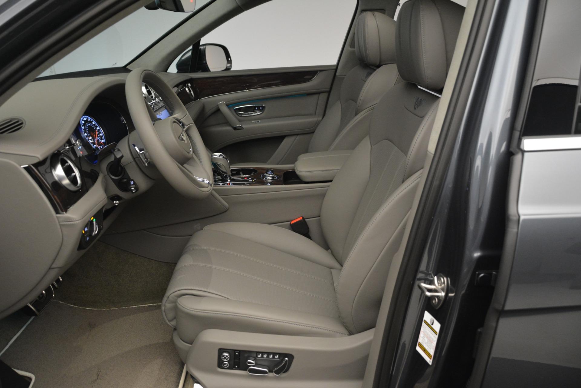 New 2019 Bentley Bentayga V8 For Sale In Westport, CT 2700_p19
