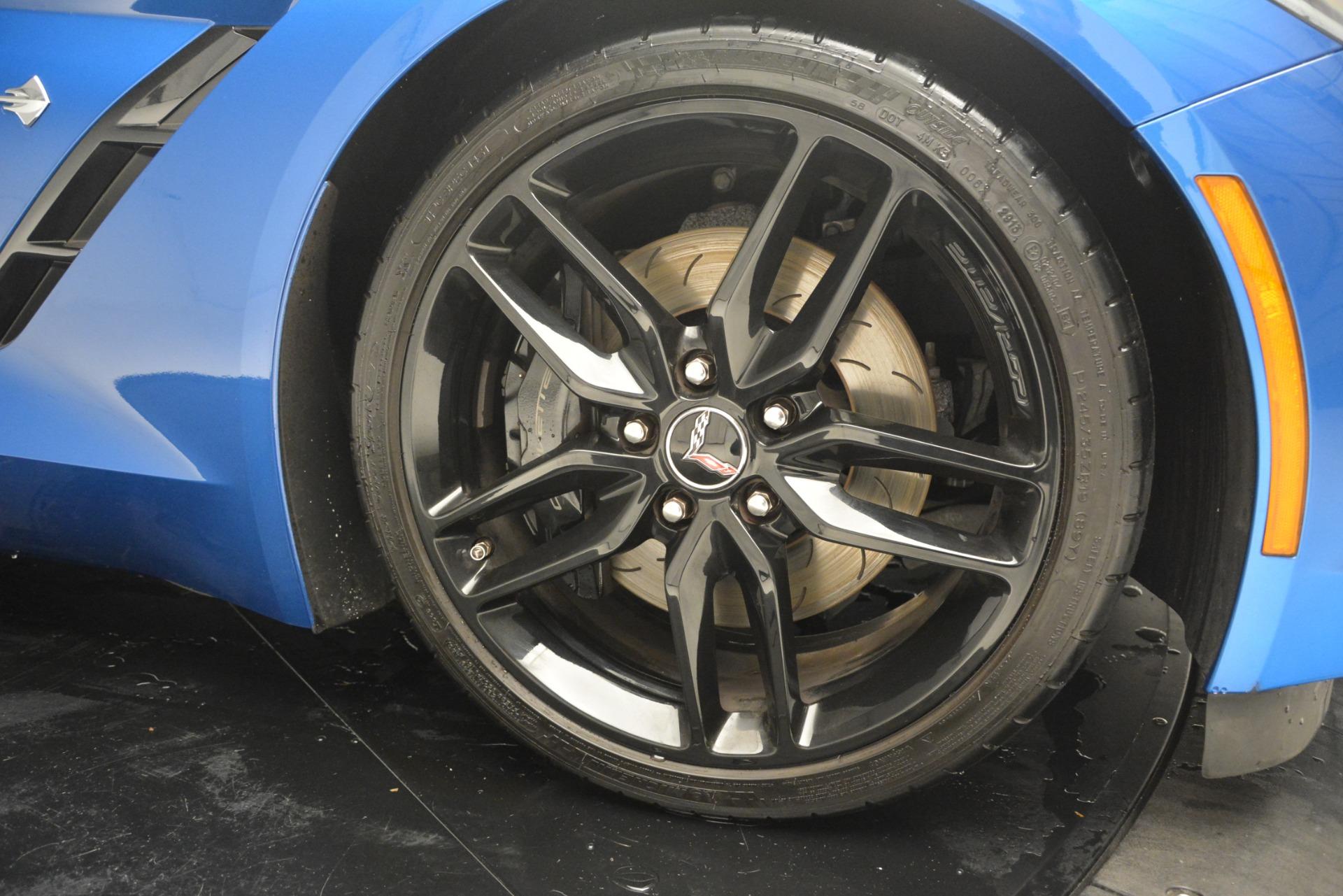 Used 2014 Chevrolet Corvette Stingray Z51 For Sale In Westport, CT 2703_p16