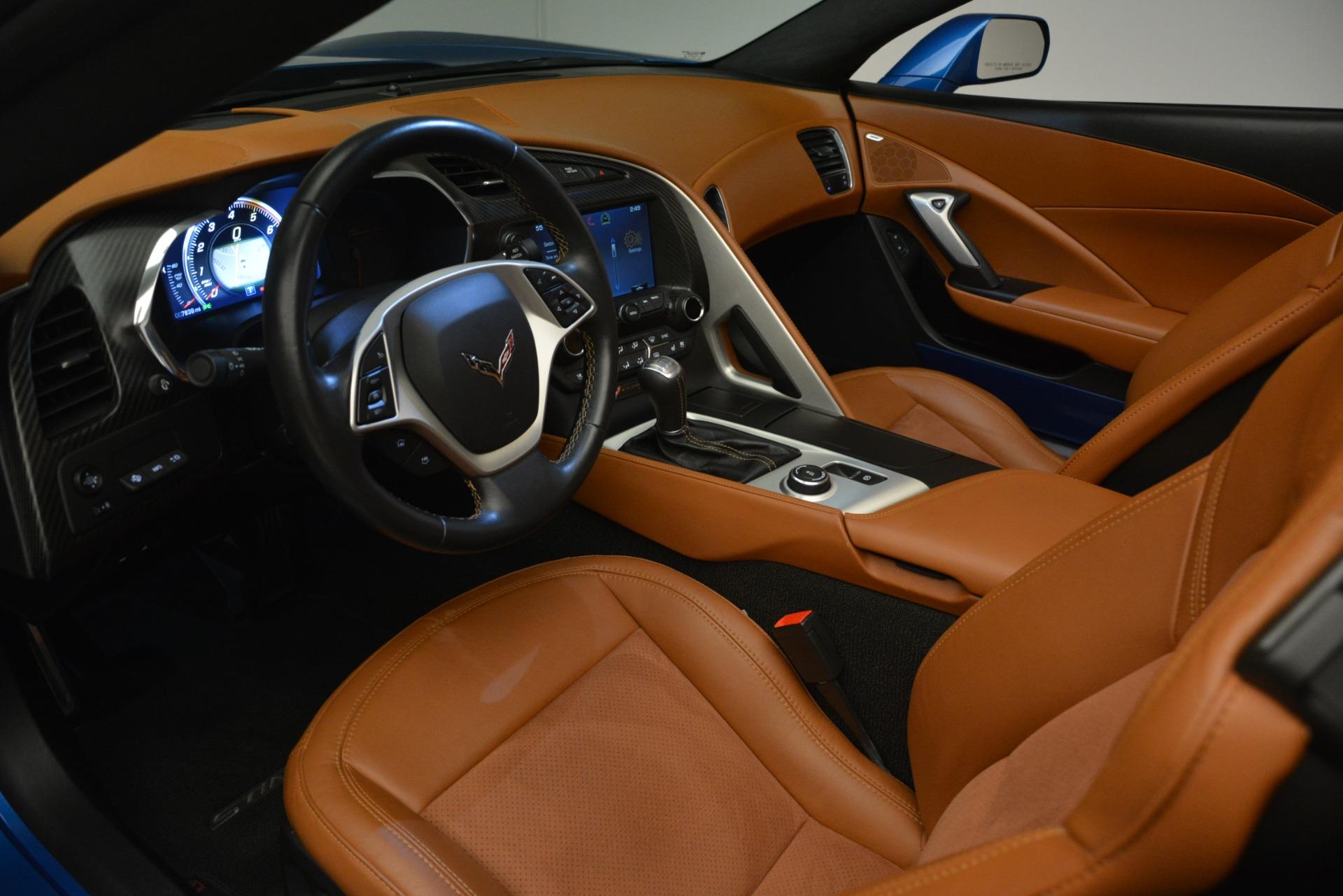 Used 2014 Chevrolet Corvette Stingray Z51 For Sale In Westport, CT 2703_p18