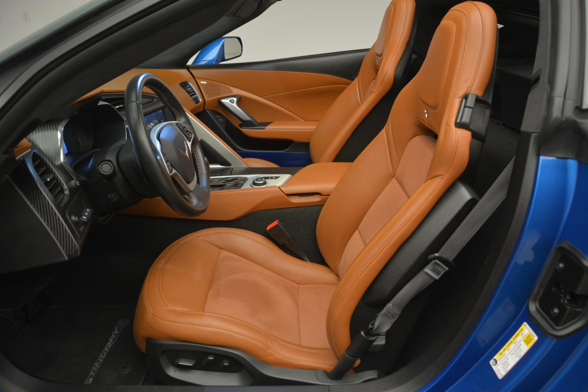Used 2014 Chevrolet Corvette Stingray Z51 For Sale In Westport, CT 2703_p19