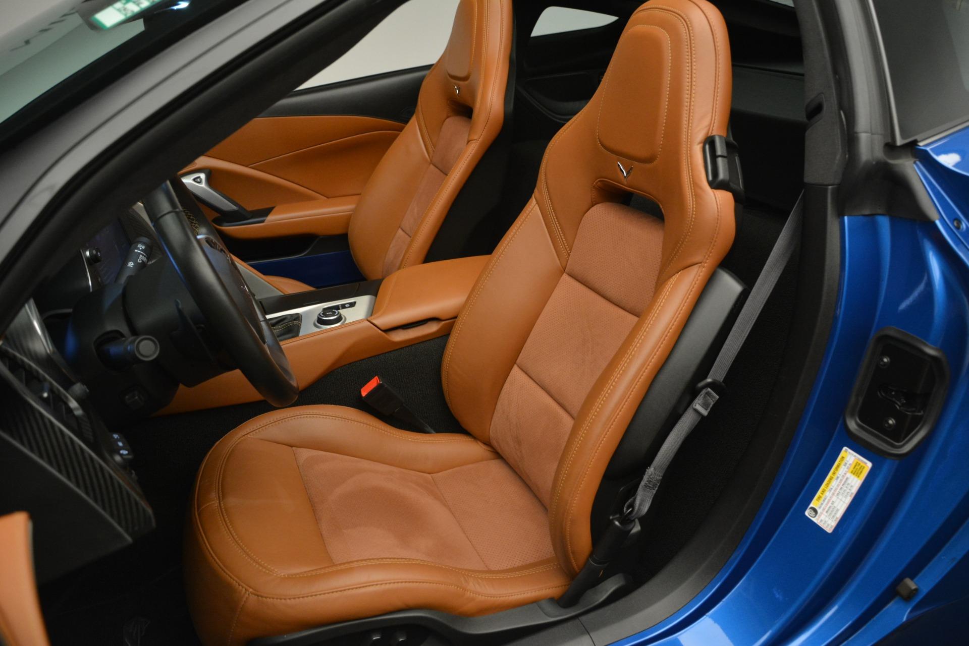 Used 2014 Chevrolet Corvette Stingray Z51 For Sale In Westport, CT 2703_p20