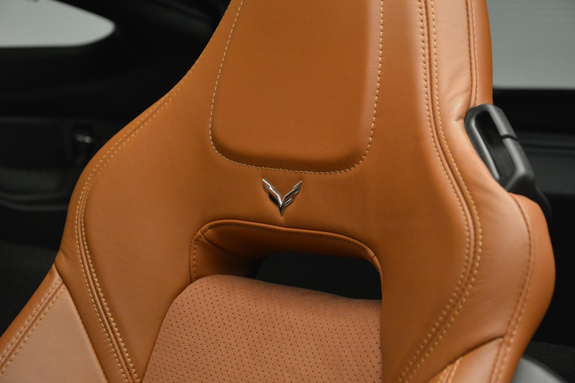 Used 2014 Chevrolet Corvette Stingray Z51 For Sale In Westport, CT 2703_p21