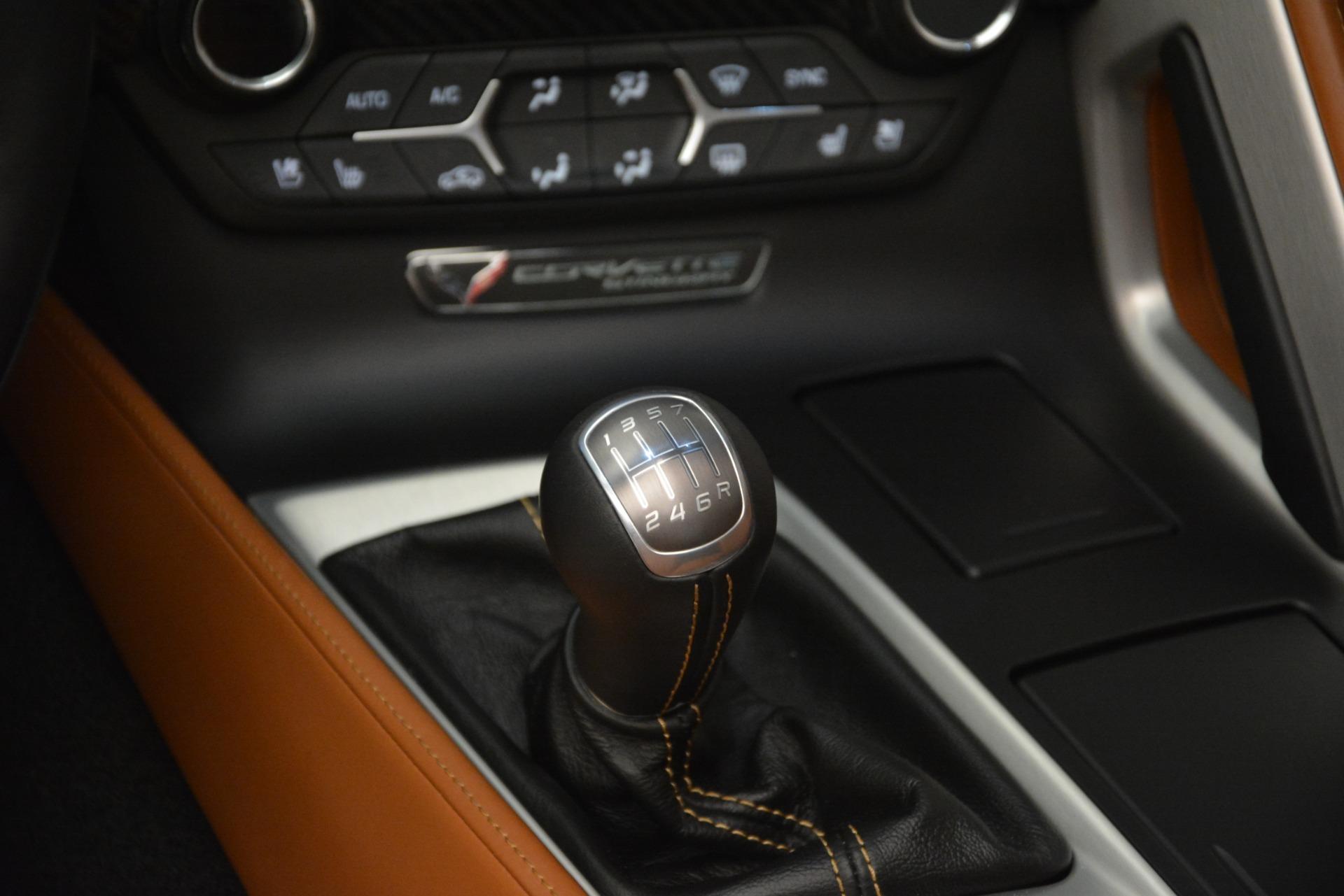 Used 2014 Chevrolet Corvette Stingray Z51 For Sale In Westport, CT 2703_p22