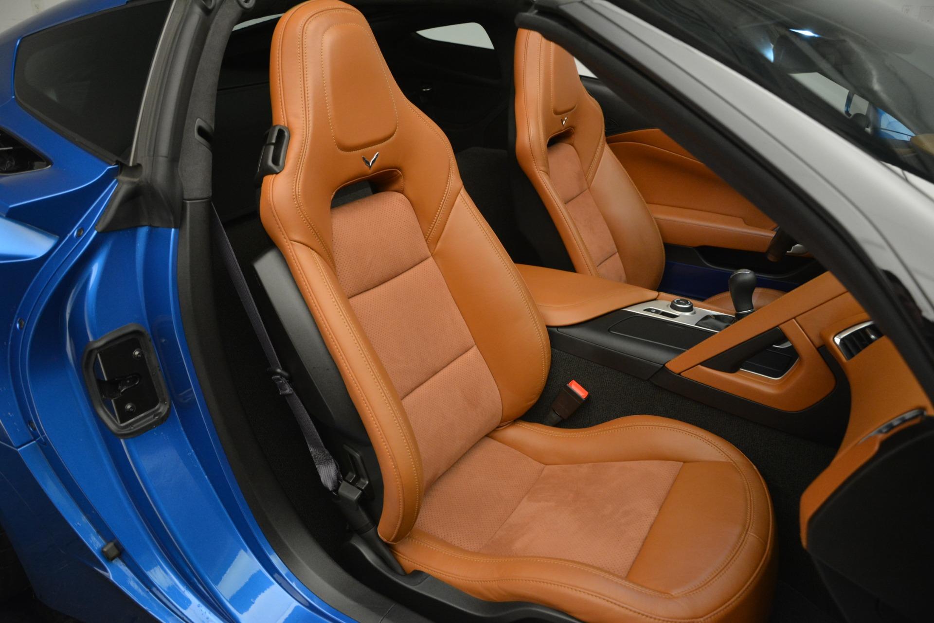 Used 2014 Chevrolet Corvette Stingray Z51 For Sale In Westport, CT 2703_p27