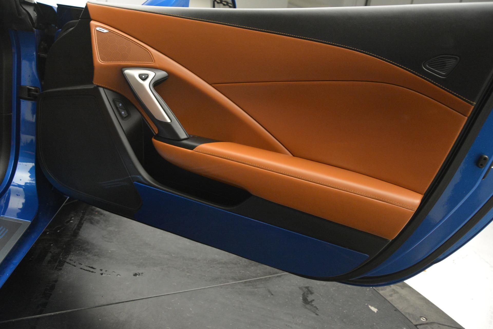 Used 2014 Chevrolet Corvette Stingray Z51 For Sale In Westport, CT 2703_p28