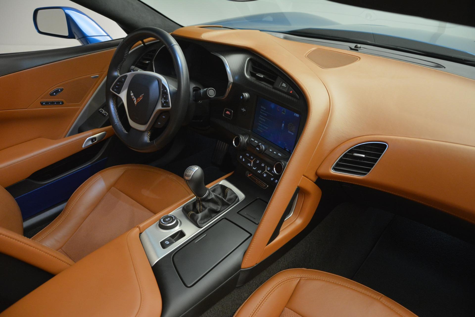Used 2014 Chevrolet Corvette Stingray Z51 For Sale In Westport, CT 2703_p30