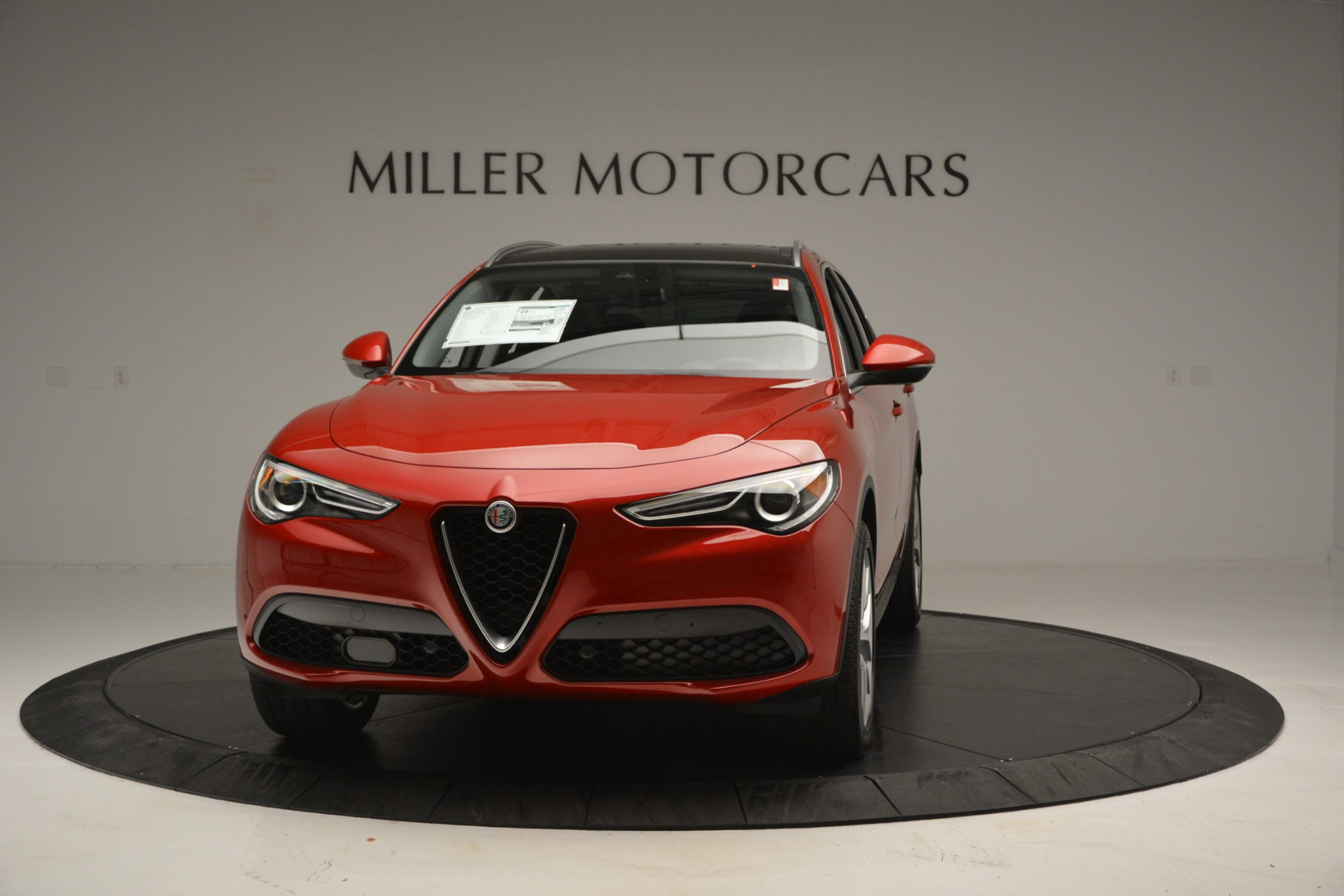 New 2018 Alfa Romeo Stelvio Ti Lusso Q4 For Sale In Westport, CT 2704_main