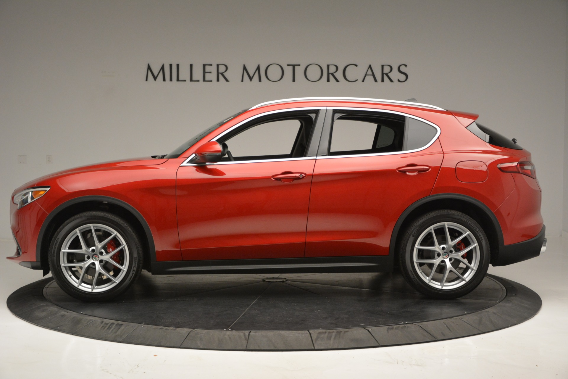 New 2018 Alfa Romeo Stelvio Ti Lusso Q4 For Sale In Westport, CT 2704_p4
