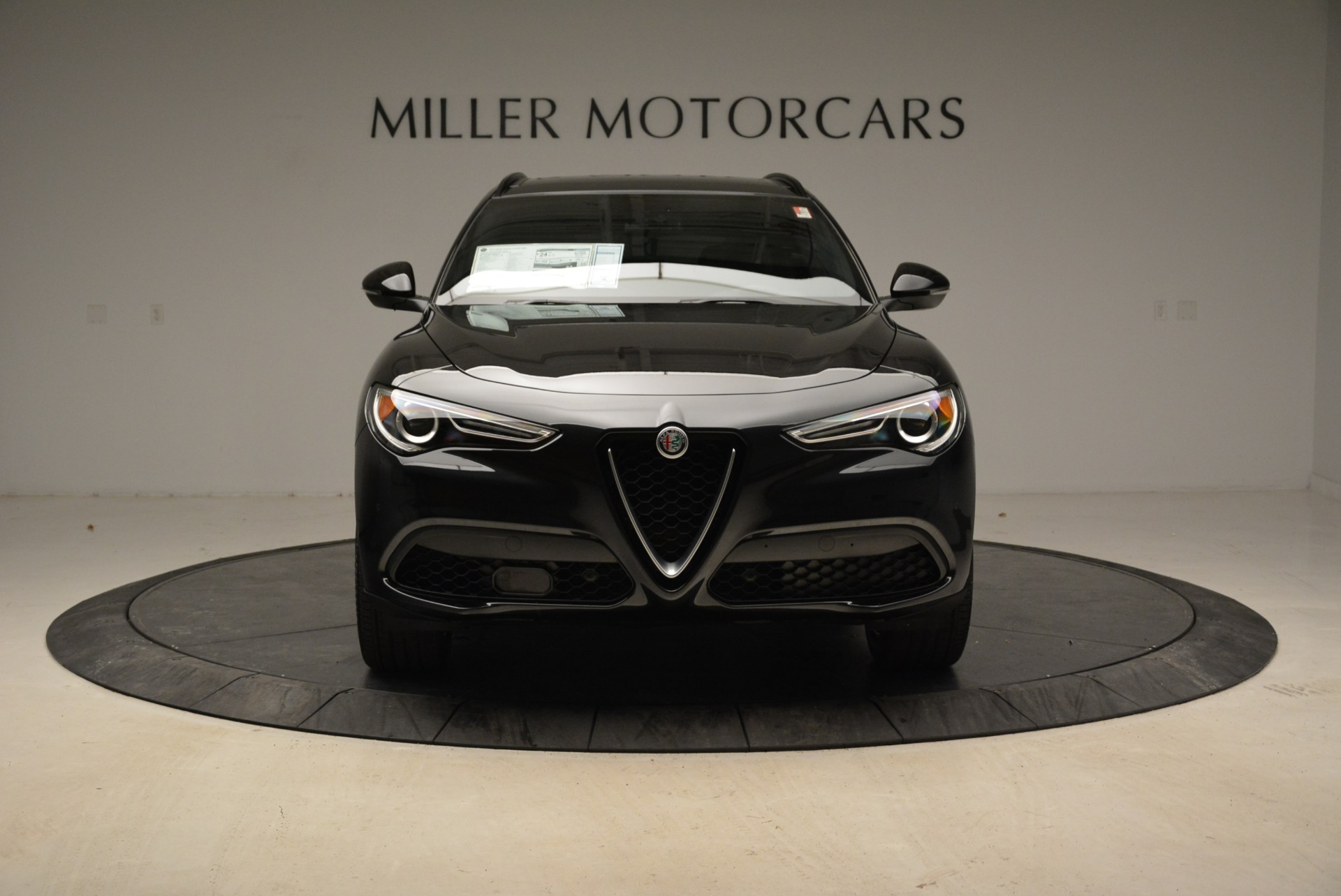 New 2019 Alfa Romeo Stelvio Sport Q4 For Sale In Westport, CT 2705_p12