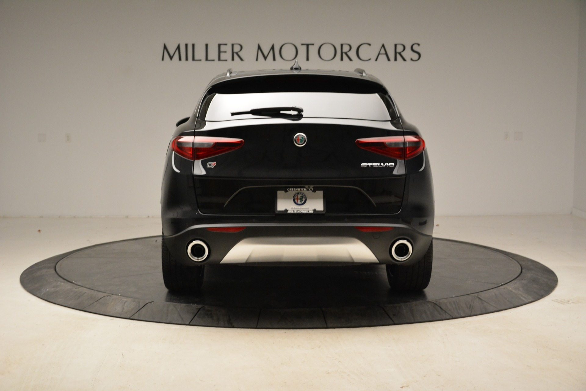 New 2019 Alfa Romeo Stelvio Sport Q4 For Sale In Westport, CT 2705_p6