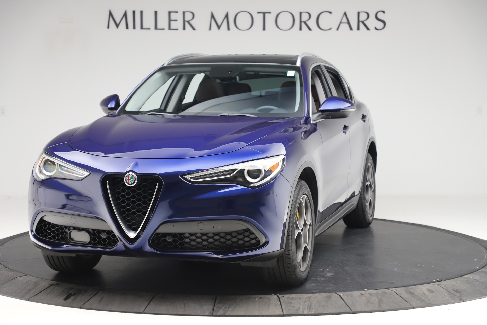 New 2019 Alfa Romeo Stelvio Q4 For Sale In Westport, CT 2707_main