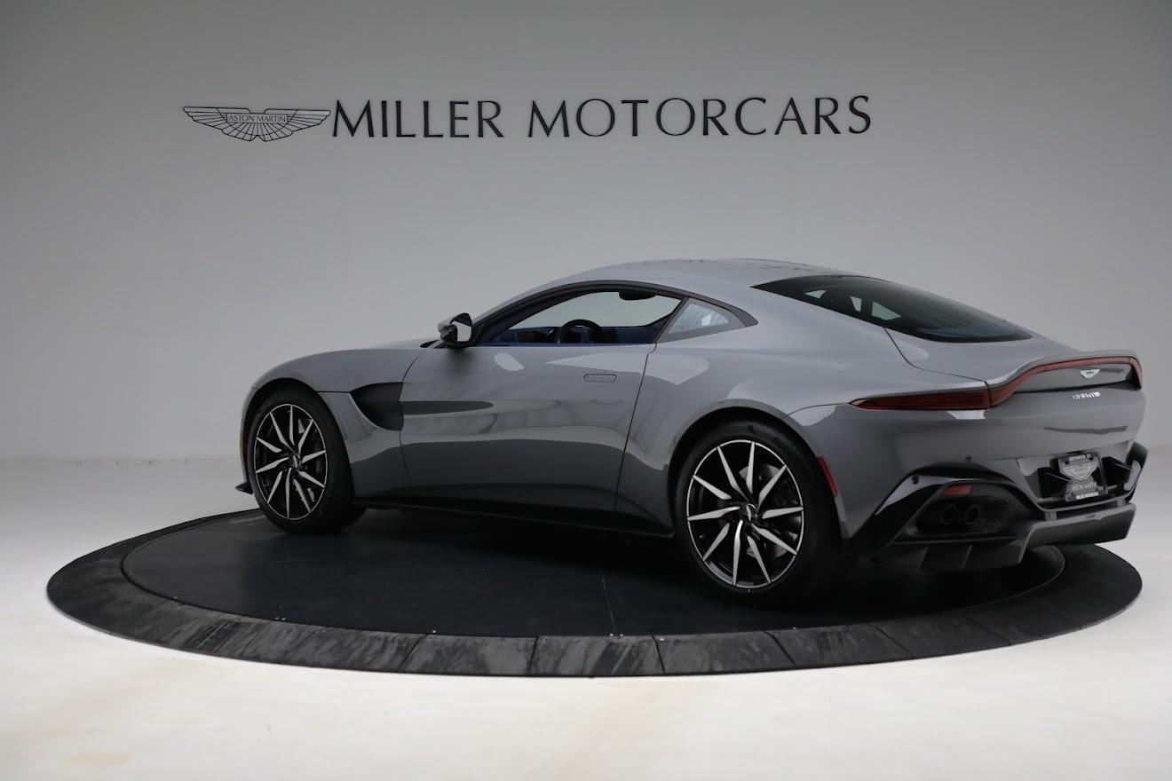 New 2019 Aston Martin Vantage  For Sale In Westport, CT 2710_p3