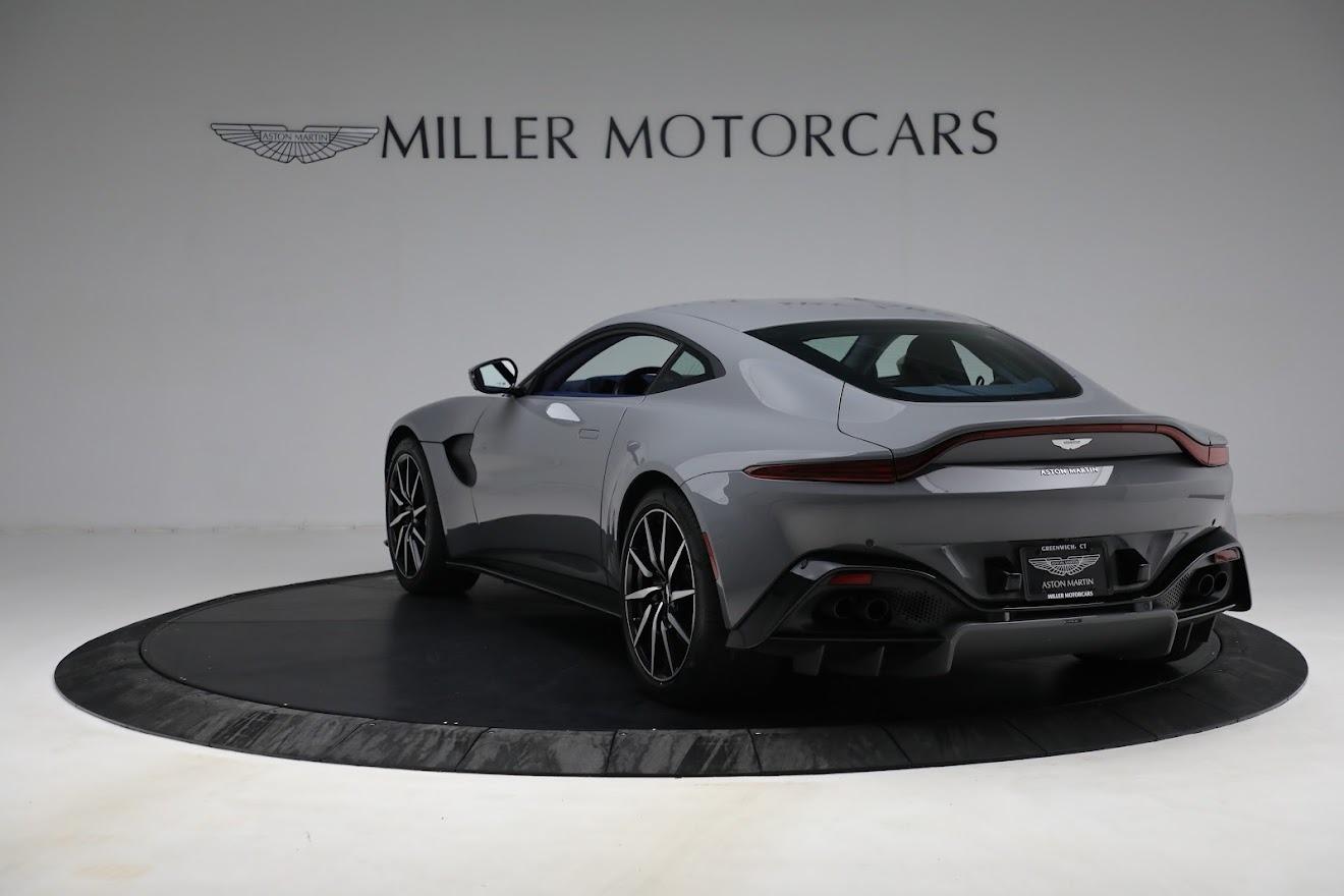 New 2019 Aston Martin Vantage  For Sale In Westport, CT 2710_p4