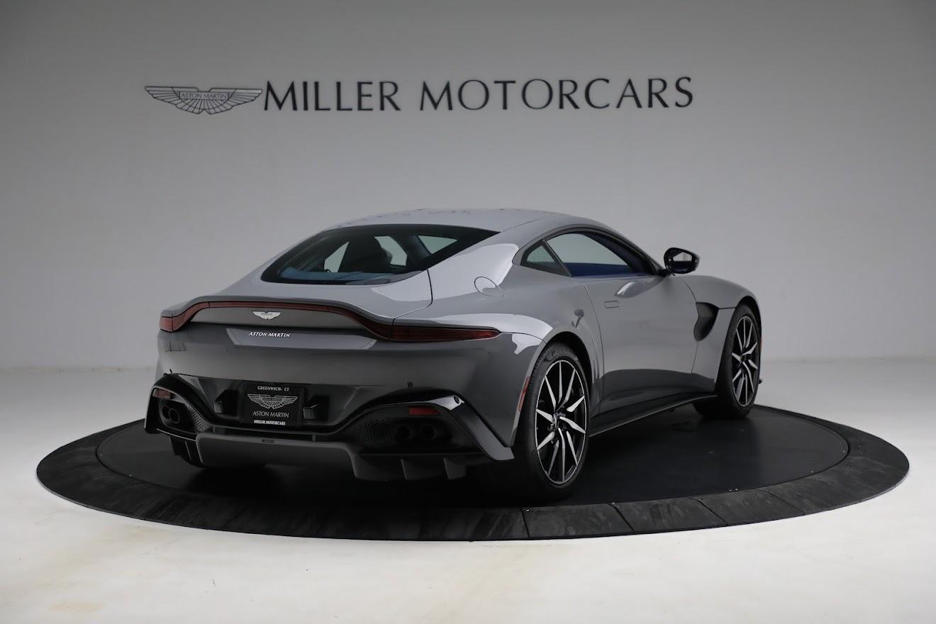 New 2019 Aston Martin Vantage  For Sale In Westport, CT 2710_p6