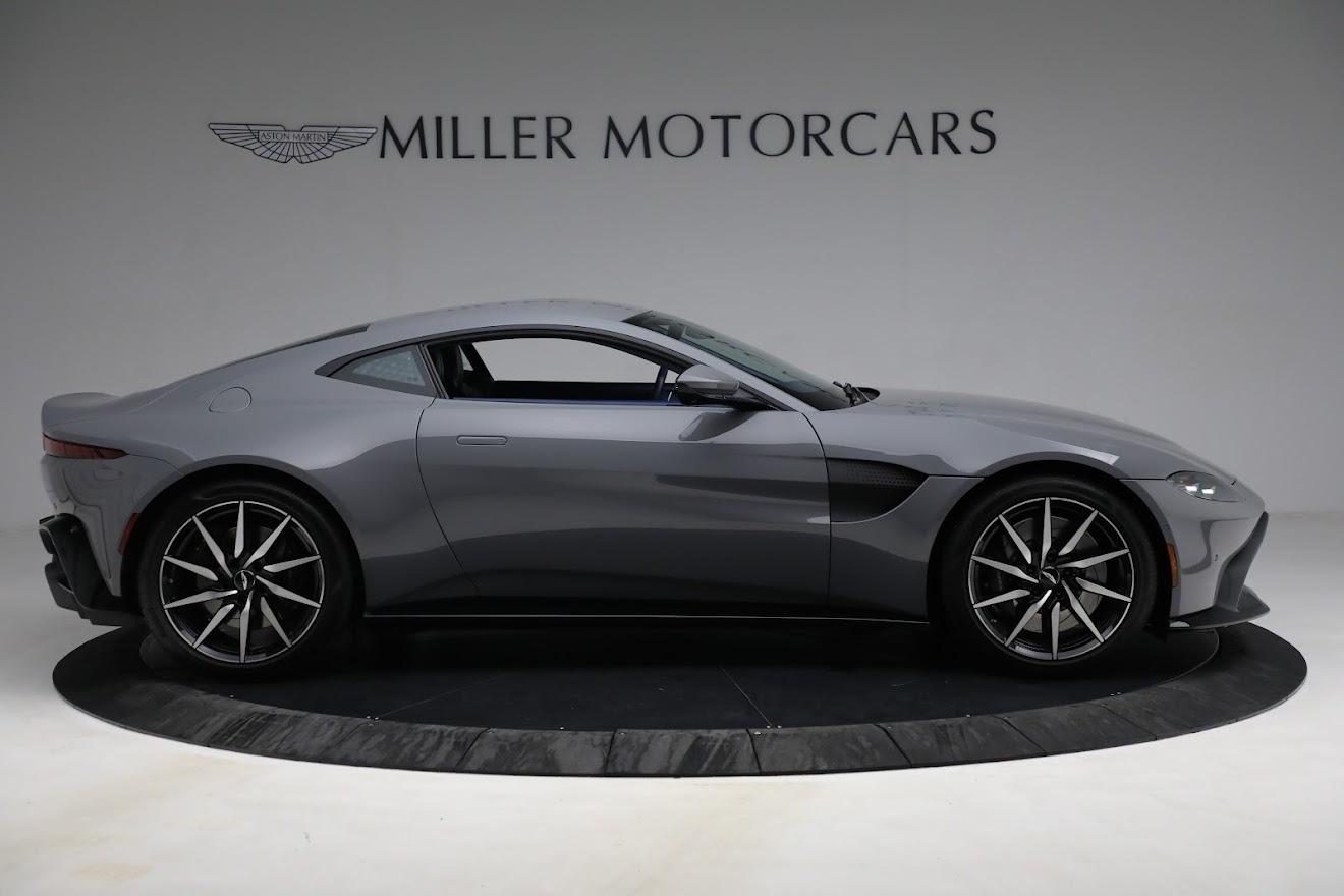 New 2019 Aston Martin Vantage  For Sale In Westport, CT 2710_p8