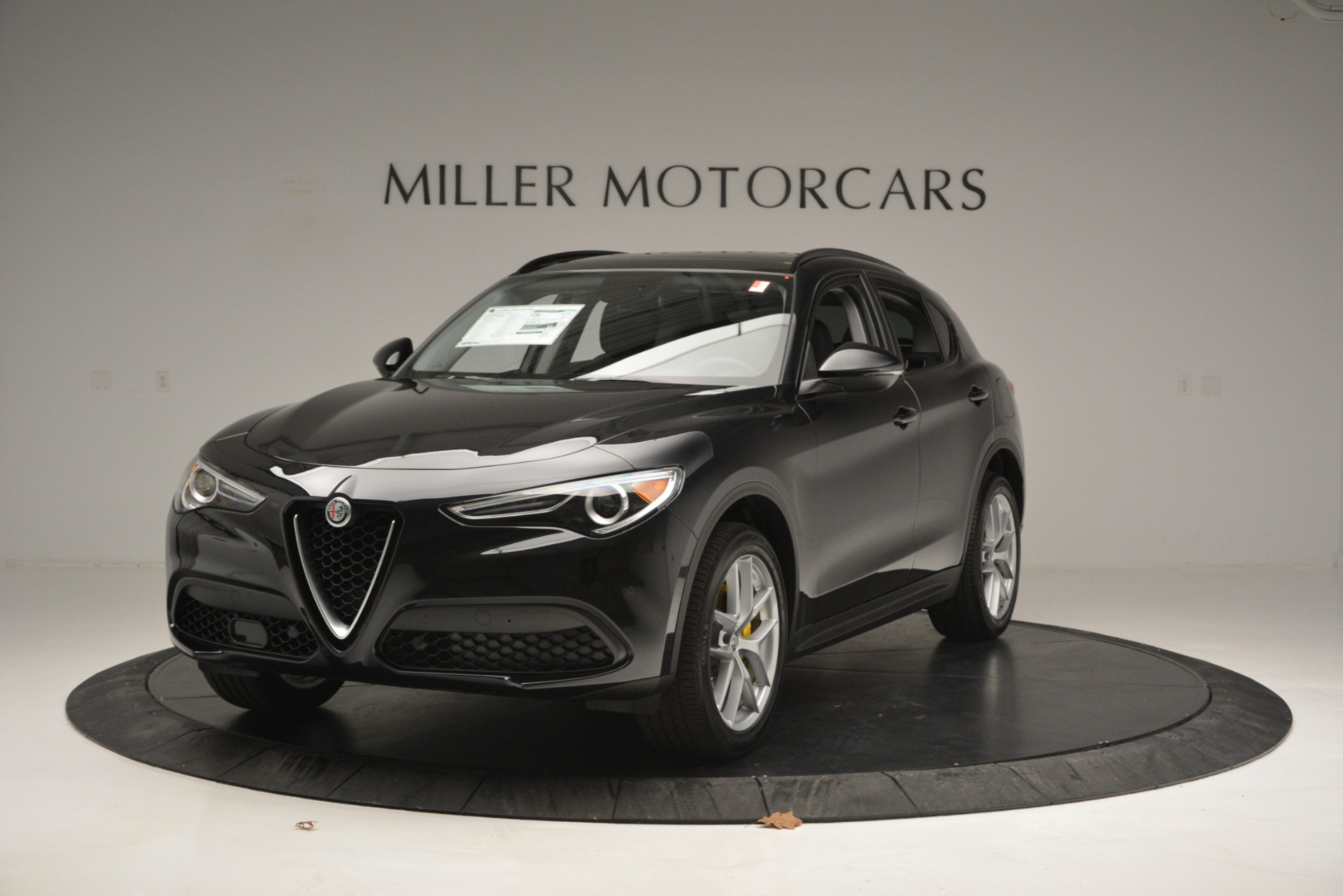 New 2019 Alfa Romeo Stelvio Ti Sport Q4 For Sale In Westport, CT 2714_main