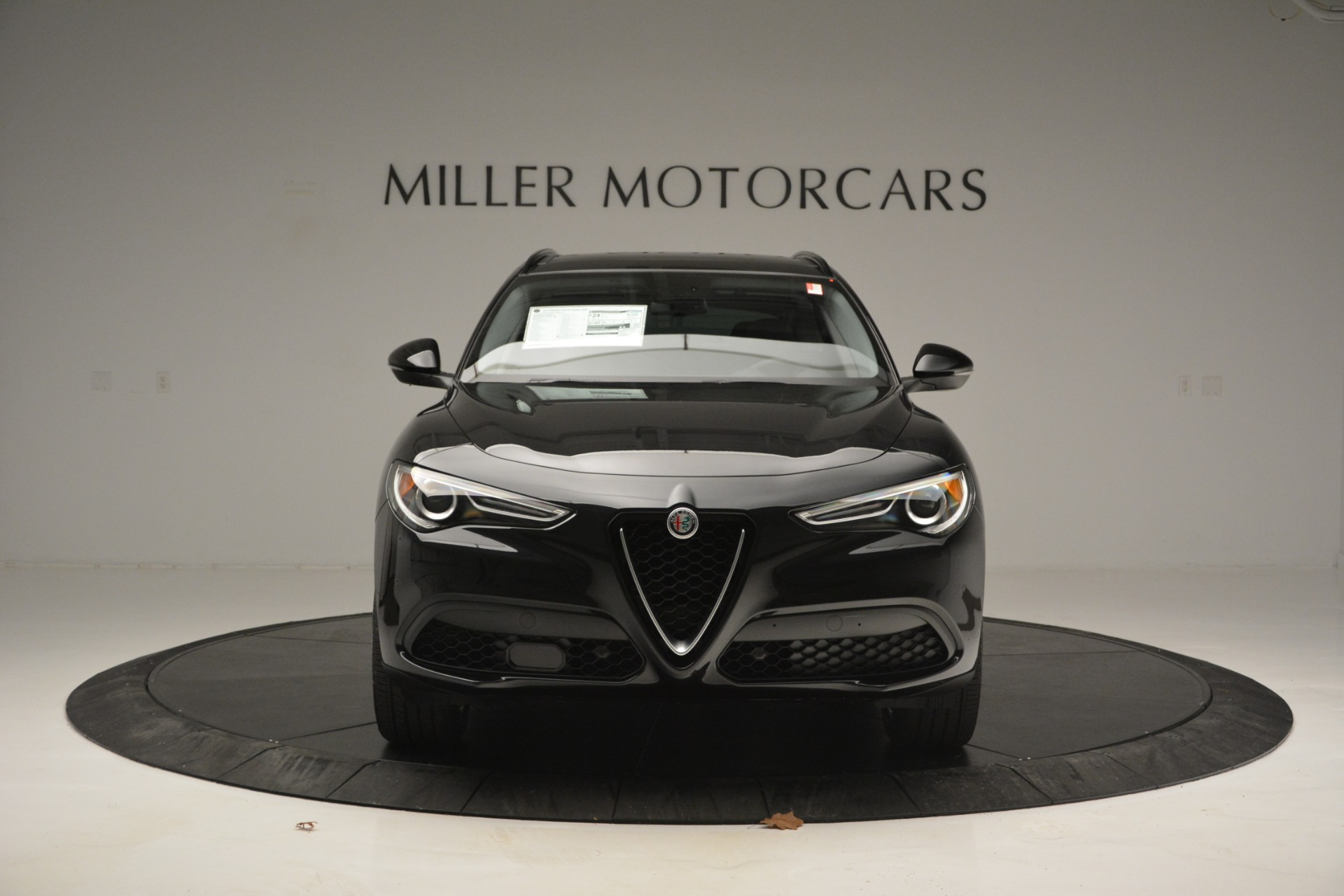 New 2019 Alfa Romeo Stelvio Ti Sport Q4 For Sale In Westport, CT 2714_p12