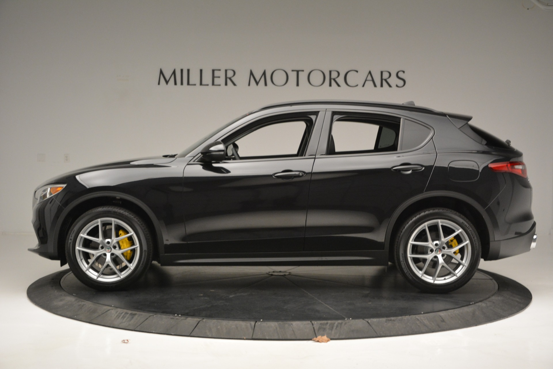 New 2019 Alfa Romeo Stelvio Ti Sport Q4 For Sale In Westport, CT 2714_p3
