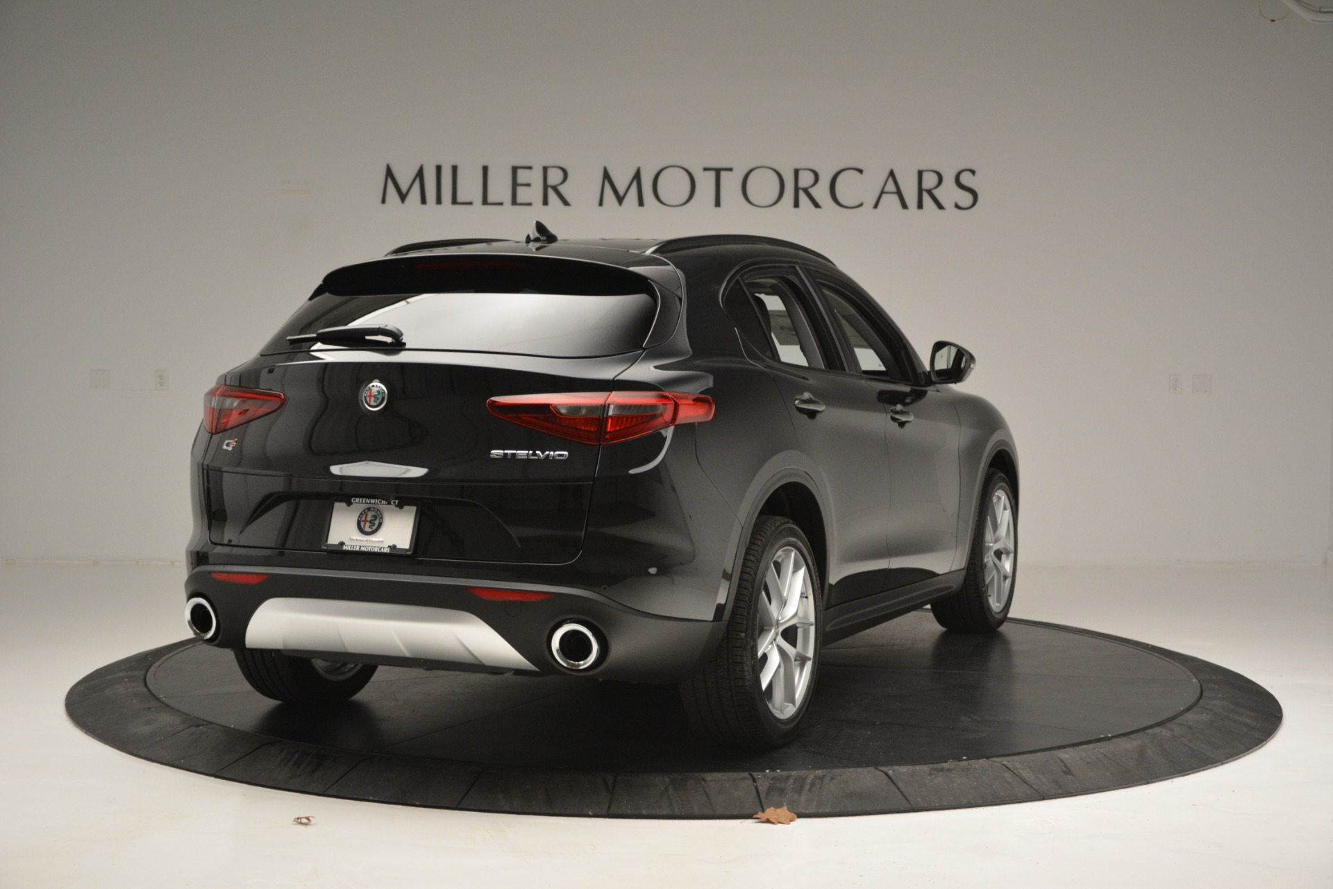 New 2019 Alfa Romeo Stelvio Ti Sport Q4 For Sale In Westport, CT 2714_p7