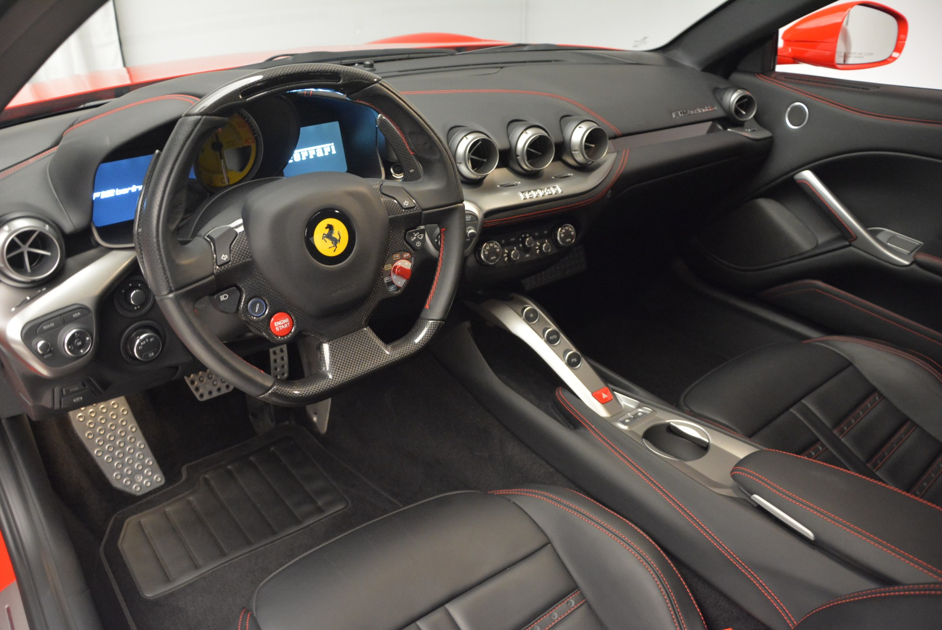 Used 2015 Ferrari F12 Berlinetta  For Sale In Westport, CT 2717_p13