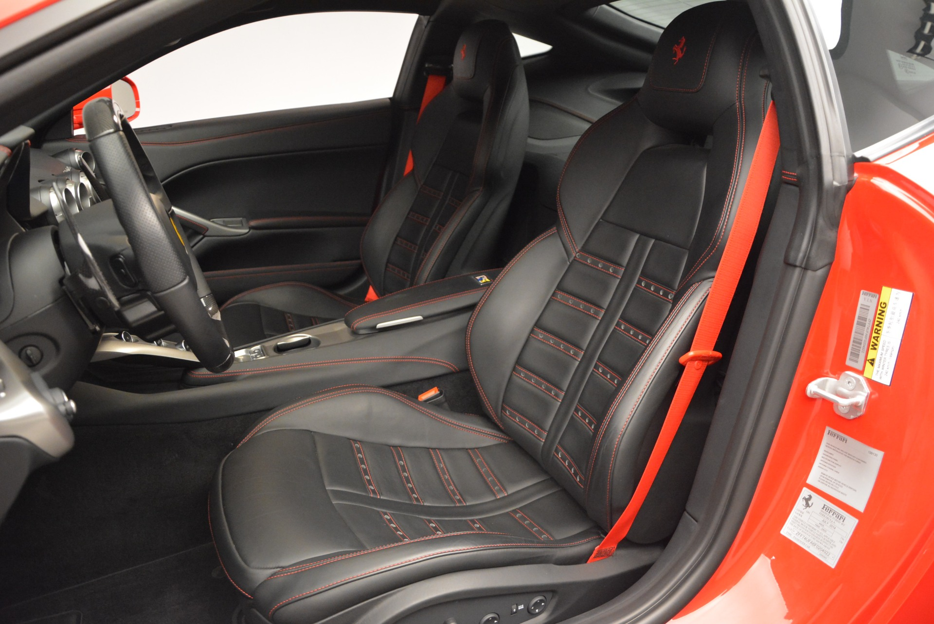 Used 2015 Ferrari F12 Berlinetta  For Sale In Westport, CT 2717_p15