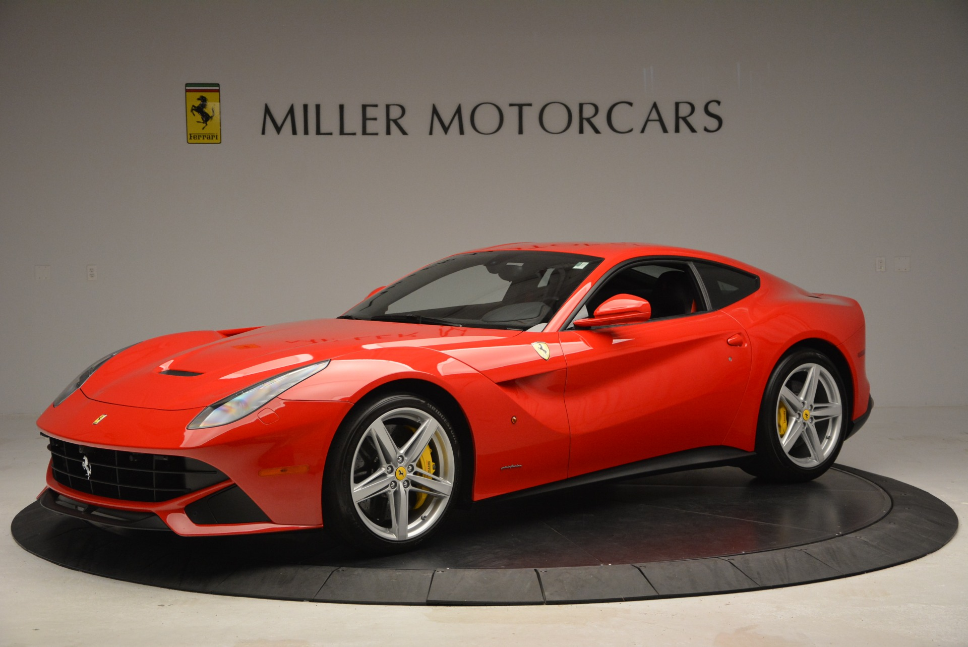 Used 2015 Ferrari F12 Berlinetta  For Sale In Westport, CT 2717_p2