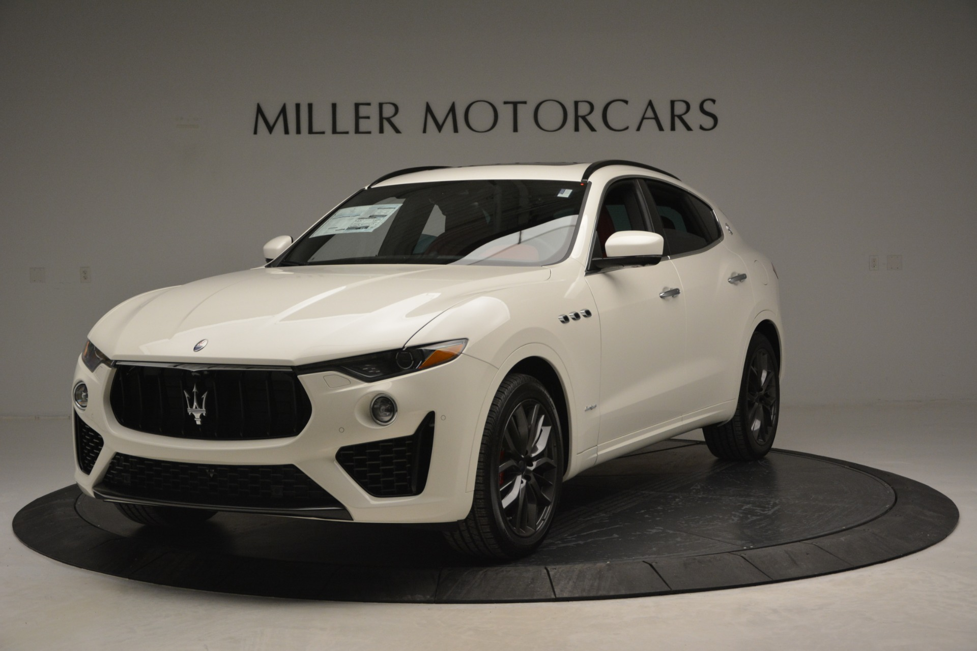 New 2019 Maserati Levante Q4 GranSport For Sale In Westport, CT