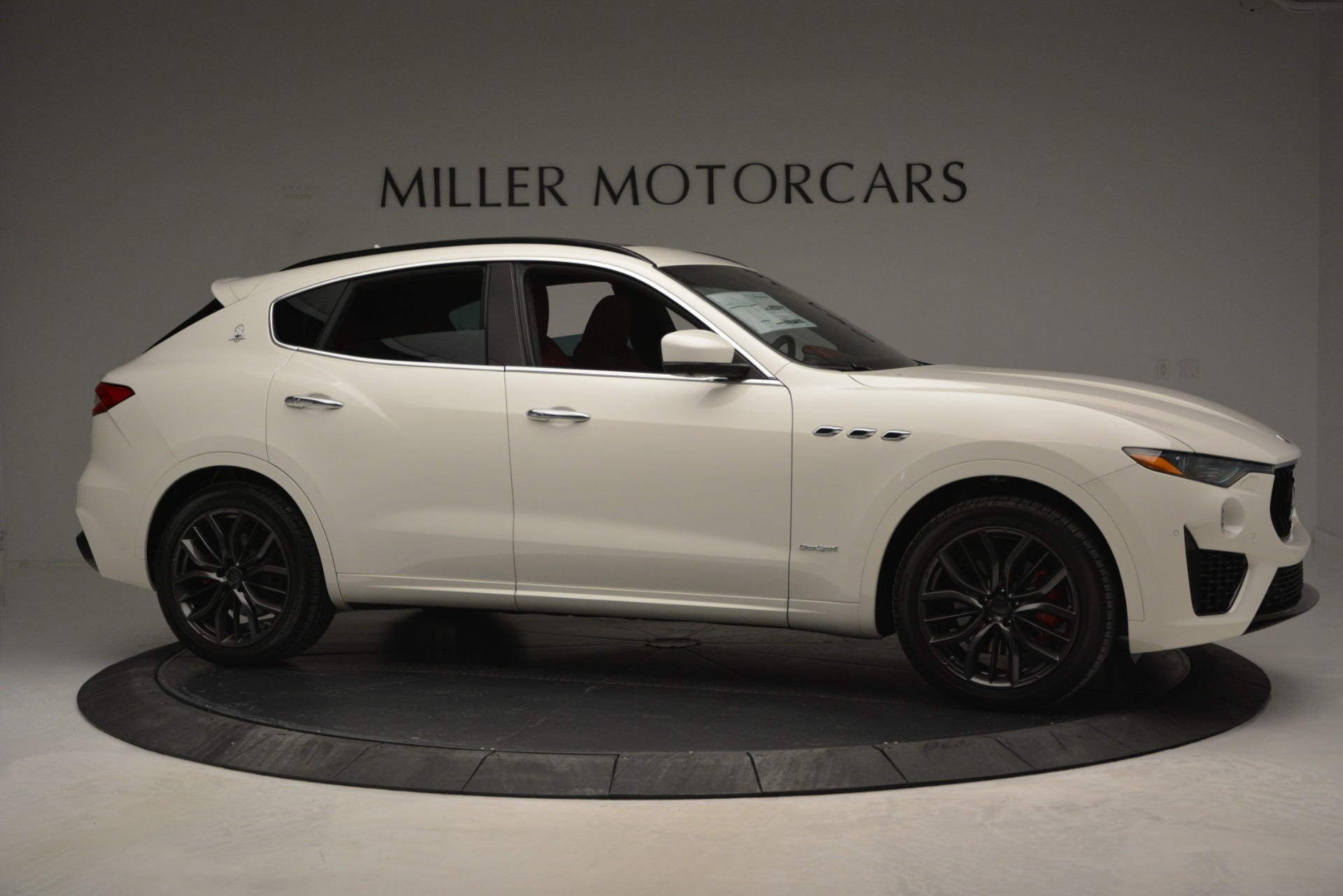 New 2019 Maserati Levante Q4 GranSport For Sale In Westport, CT 2719_p13