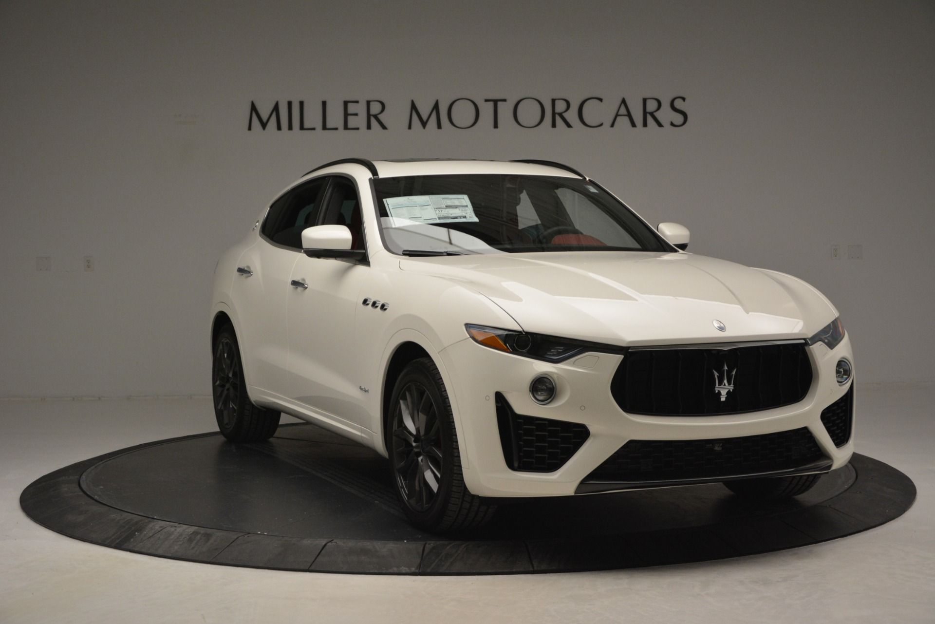New 2019 Maserati Levante Q4 GranSport For Sale In Westport, CT 2719_p15