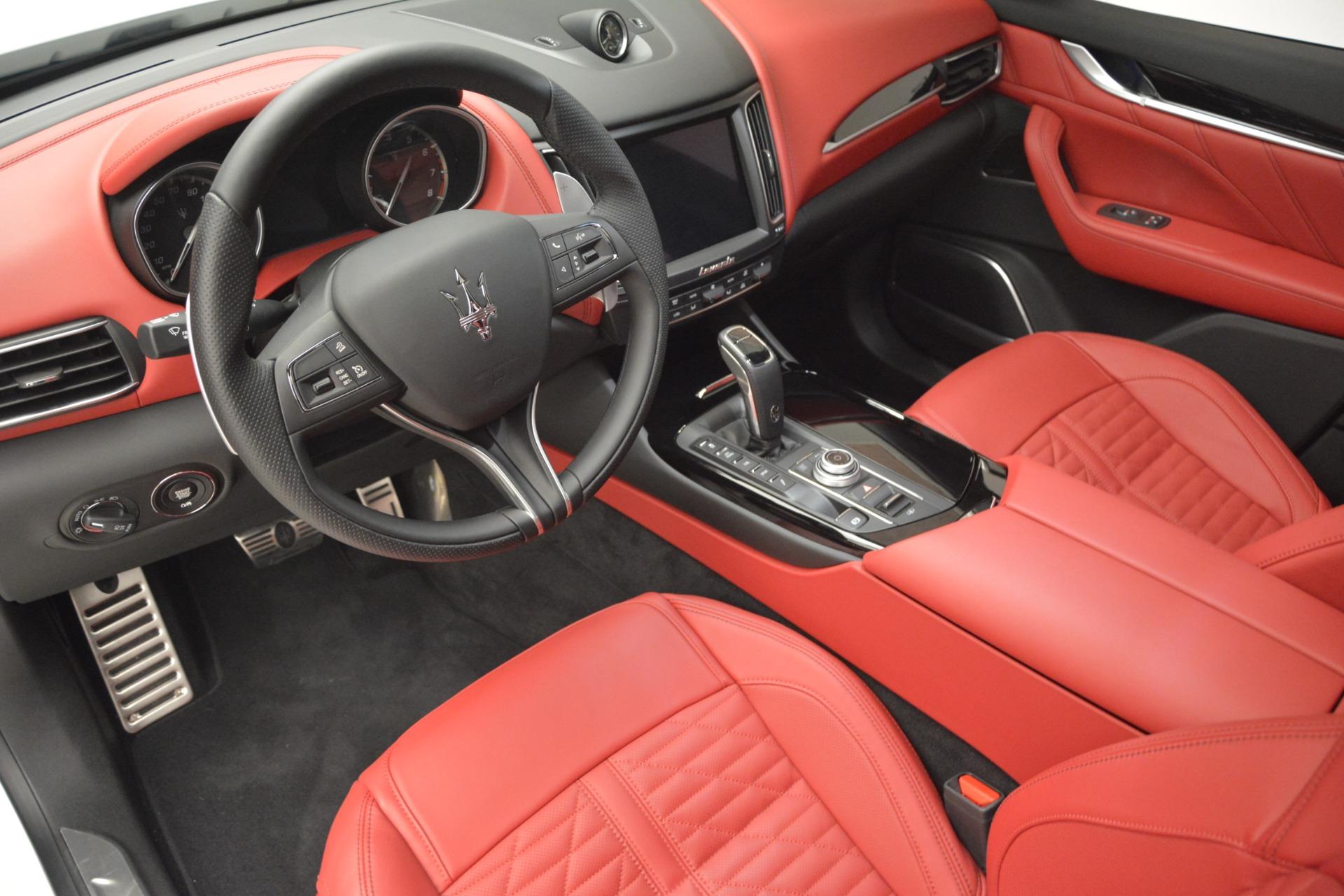 New 2019 Maserati Levante Q4 GranSport For Sale In Westport, CT 2719_p18