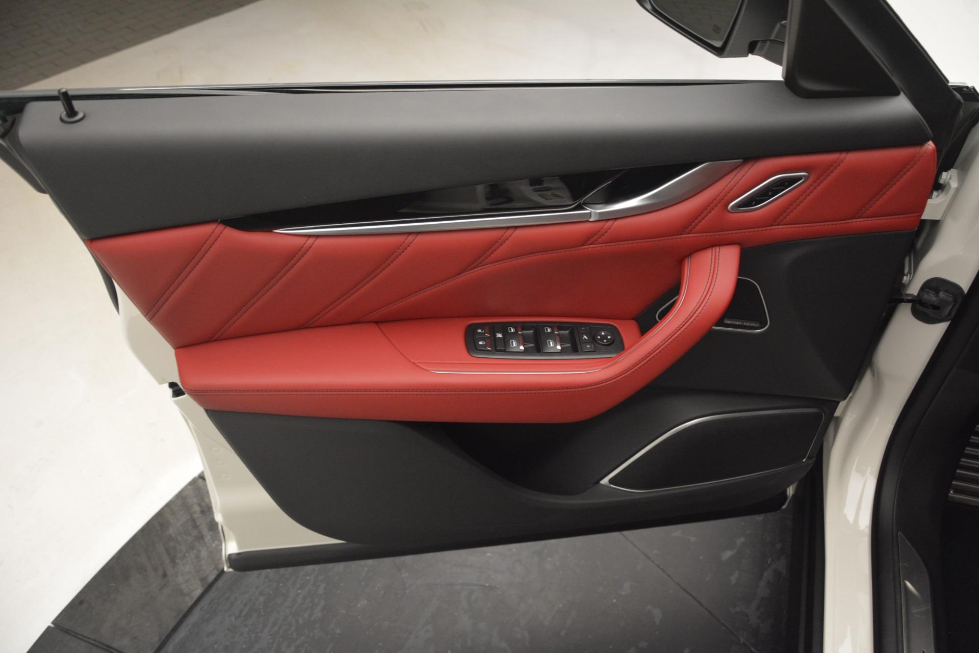 New 2019 Maserati Levante Q4 GranSport For Sale In Westport, CT 2719_p19