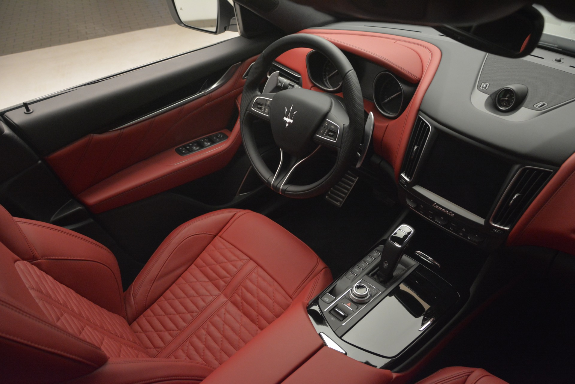New 2019 Maserati Levante Q4 GranSport For Sale In Westport, CT 2719_p20