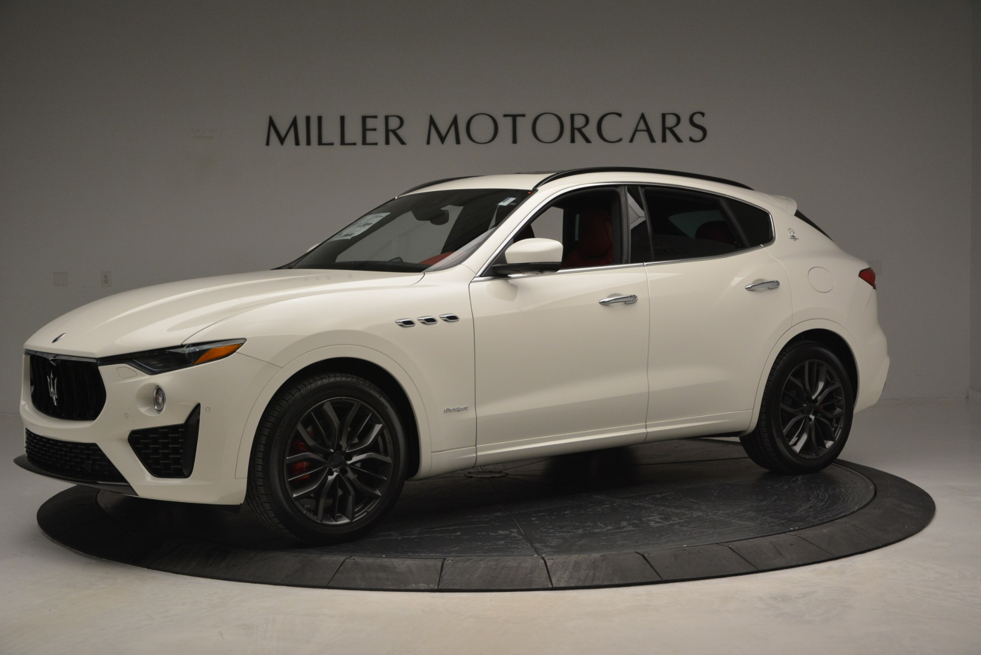 New 2019 Maserati Levante Q4 GranSport For Sale In Westport, CT 2719_p2