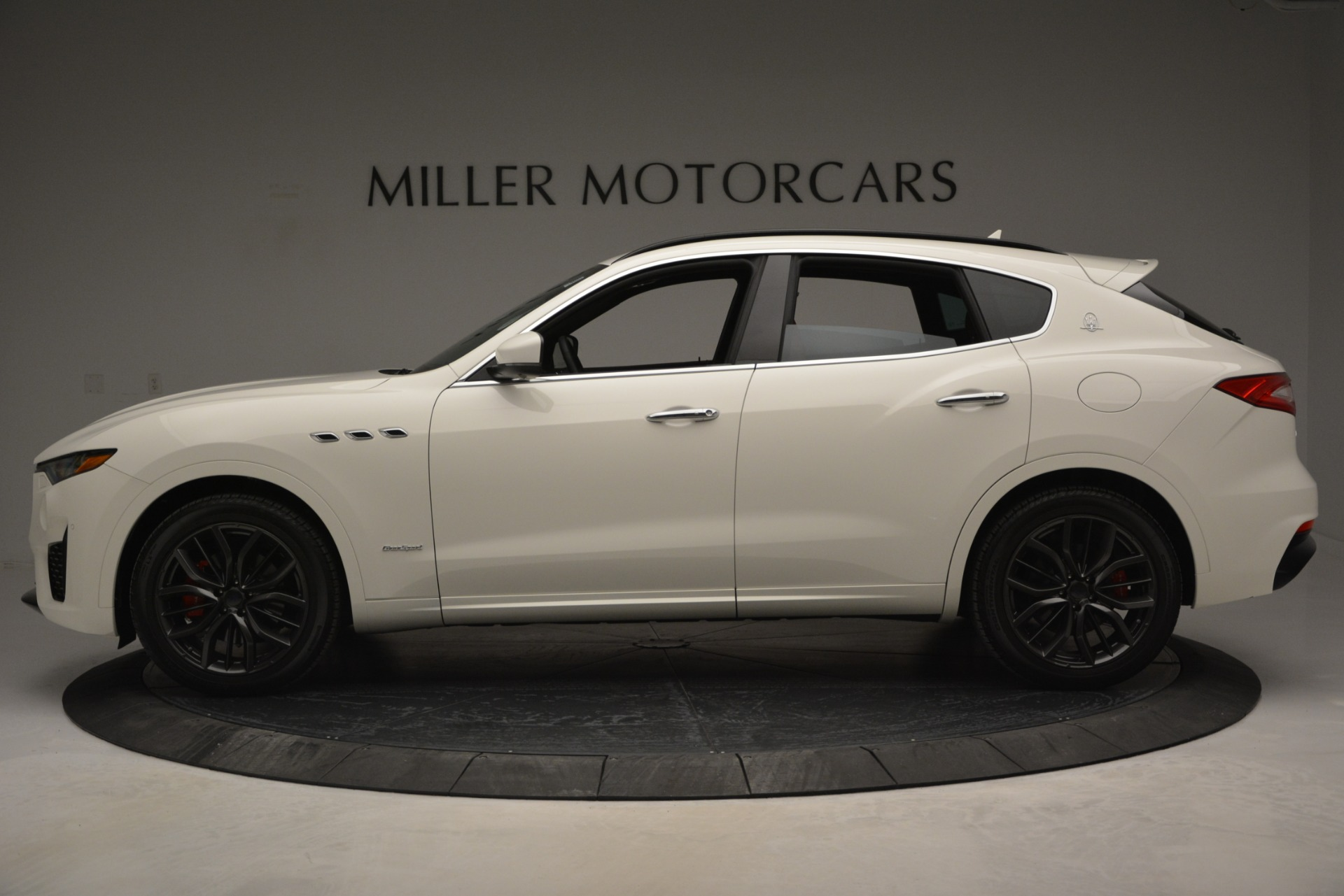 New 2019 Maserati Levante Q4 GranSport For Sale In Westport, CT 2719_p4