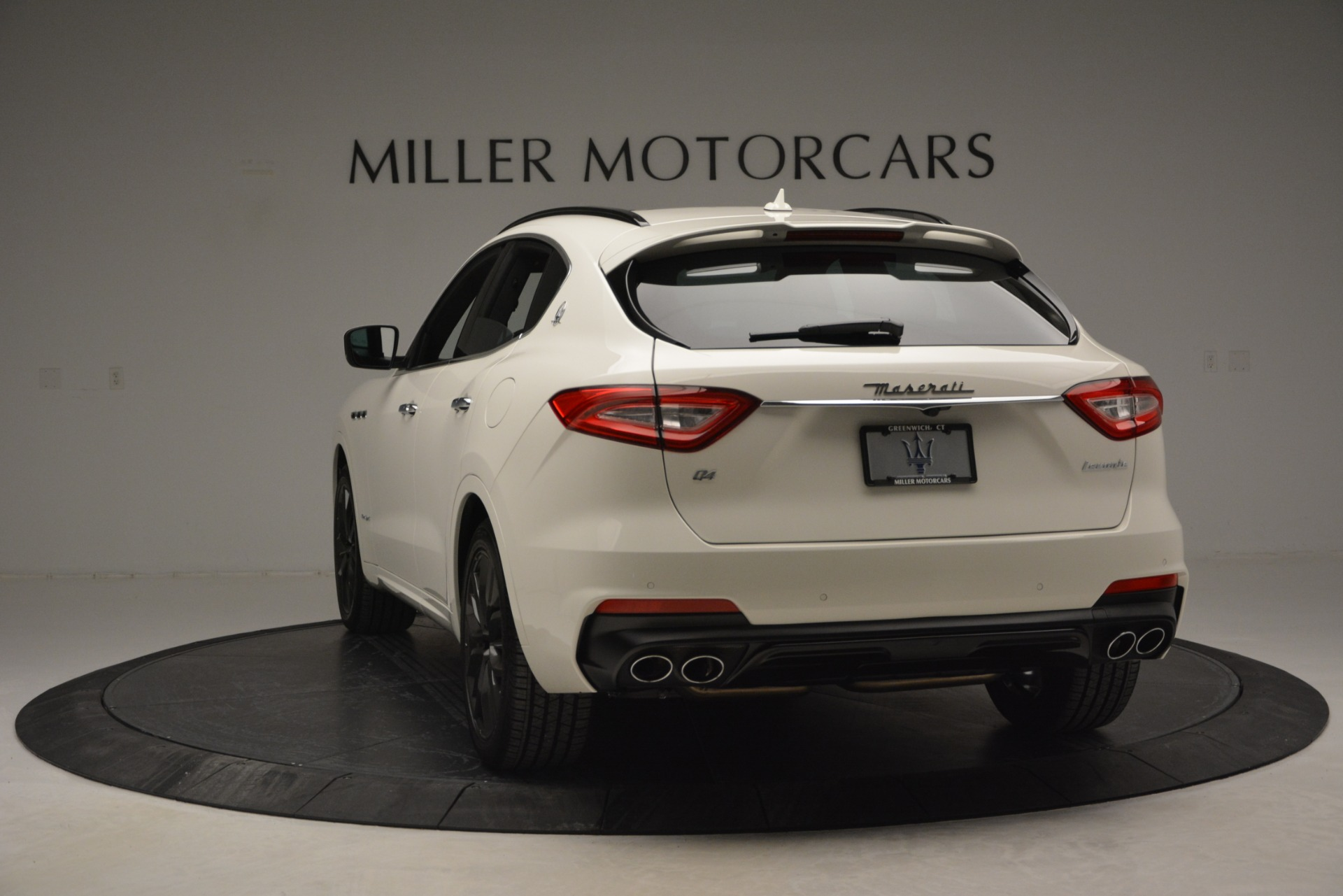 New 2019 Maserati Levante Q4 GranSport For Sale In Westport, CT 2719_p7