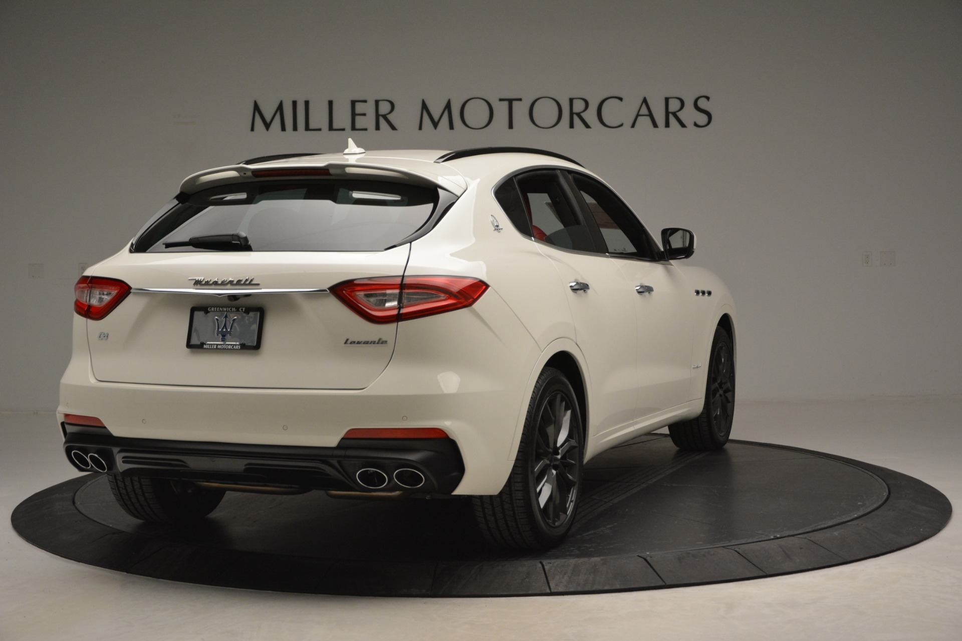 New 2019 Maserati Levante Q4 GranSport For Sale In Westport, CT 2719_p9