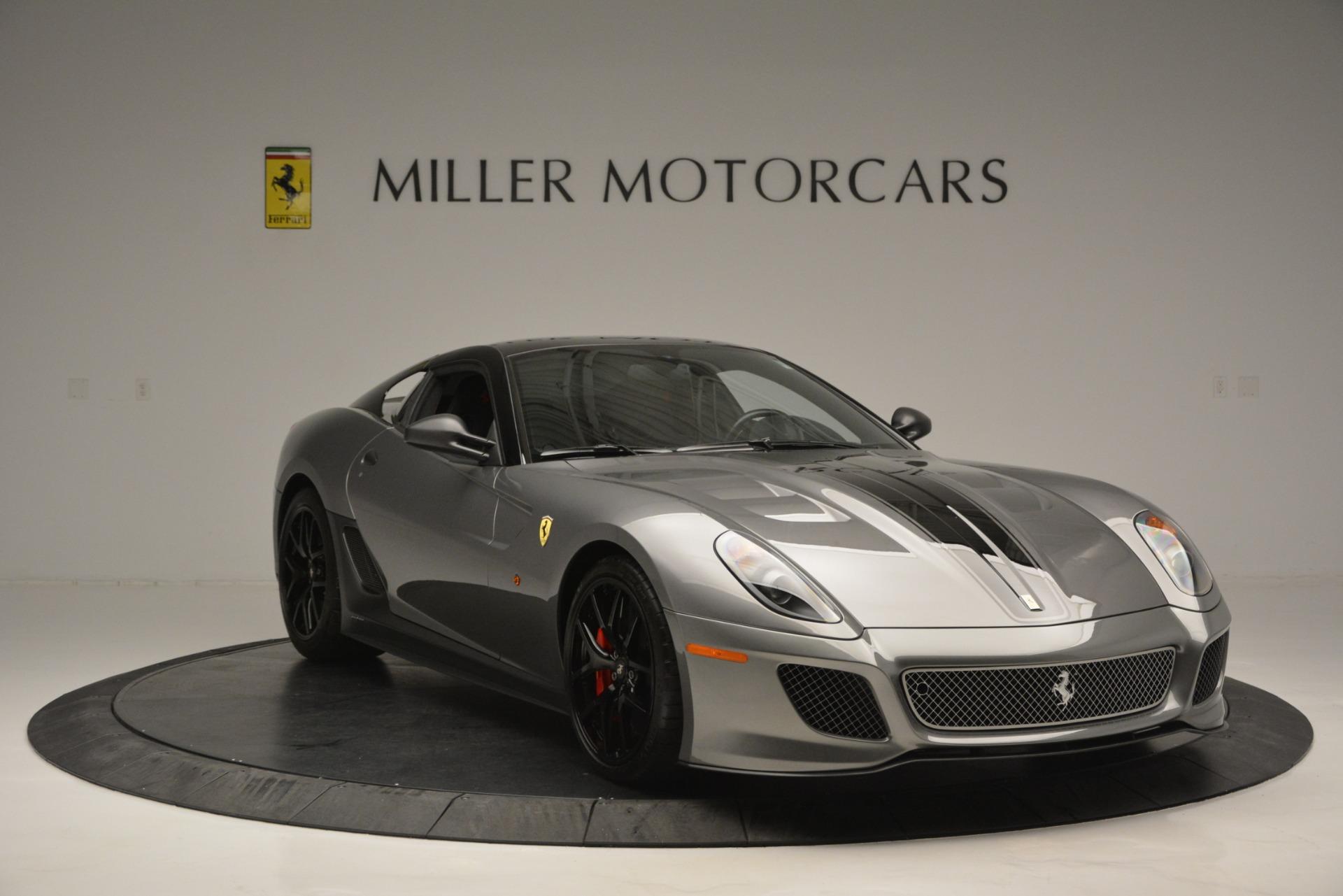 Used 2011 Ferrari 599 GTO  For Sale In Westport, CT 2724_p11