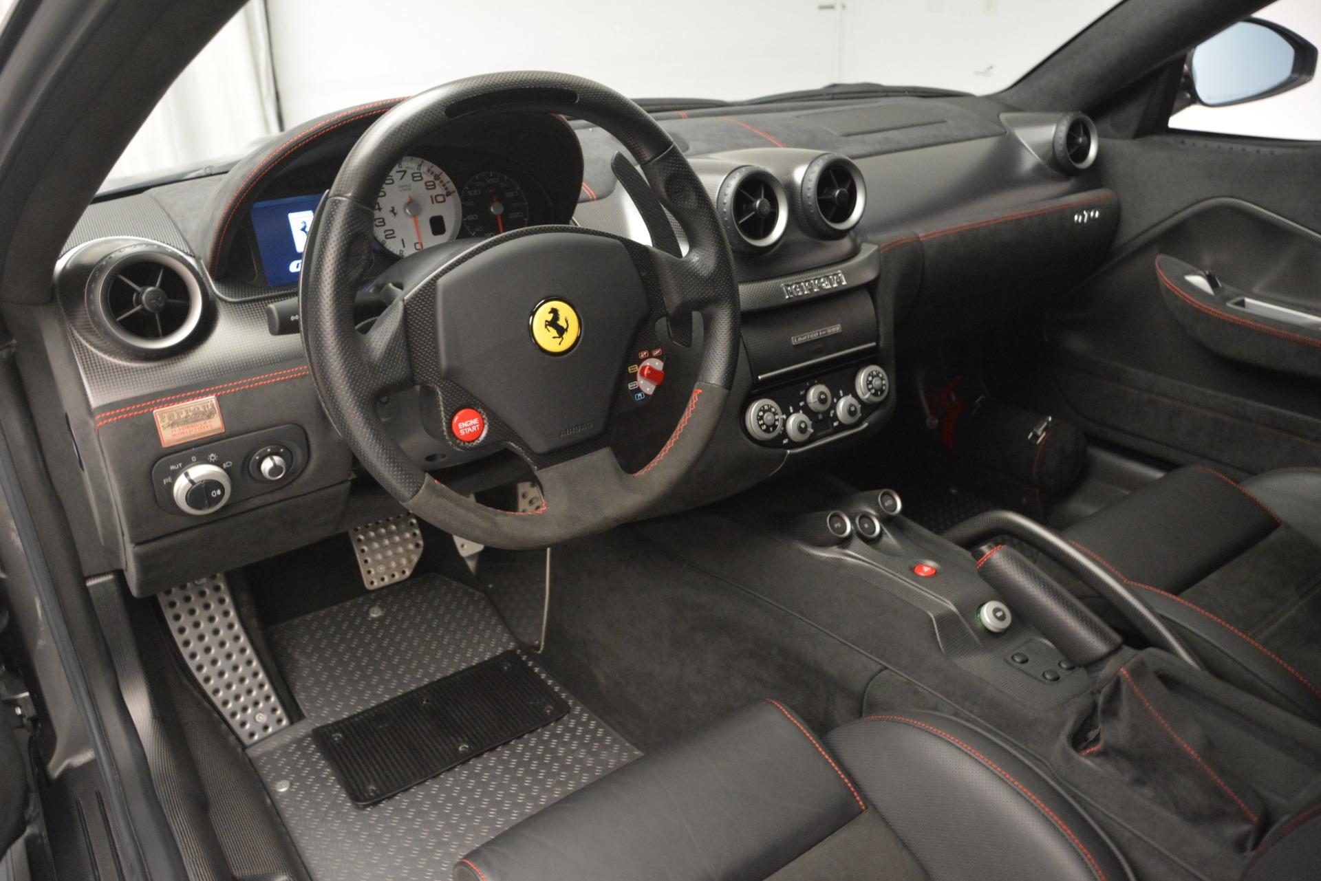 Used 2011 Ferrari 599 GTO  For Sale In Westport, CT 2724_p22