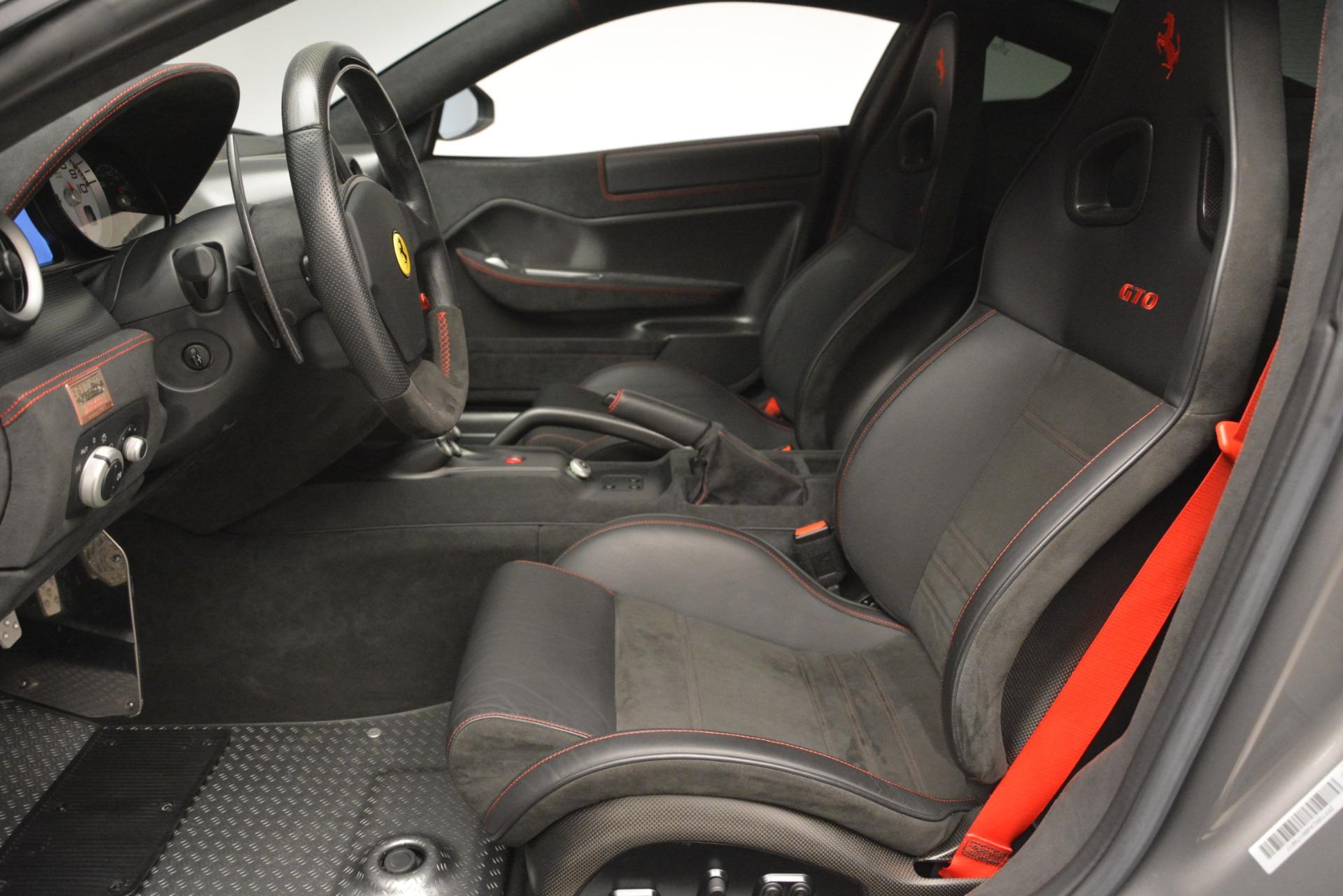 Used 2011 Ferrari 599 GTO  For Sale In Westport, CT 2724_p23