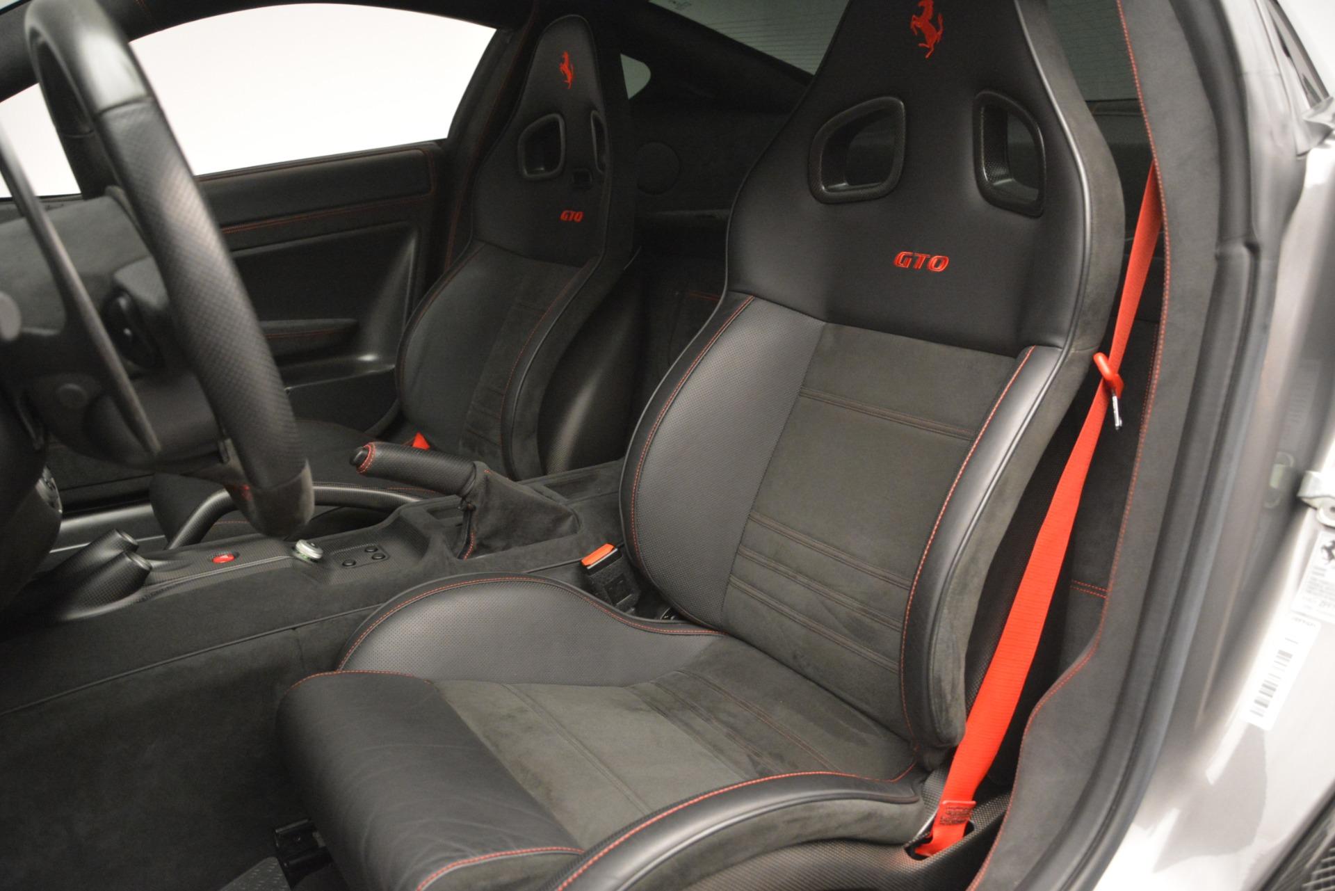 Used 2011 Ferrari 599 GTO  For Sale In Westport, CT 2724_p24