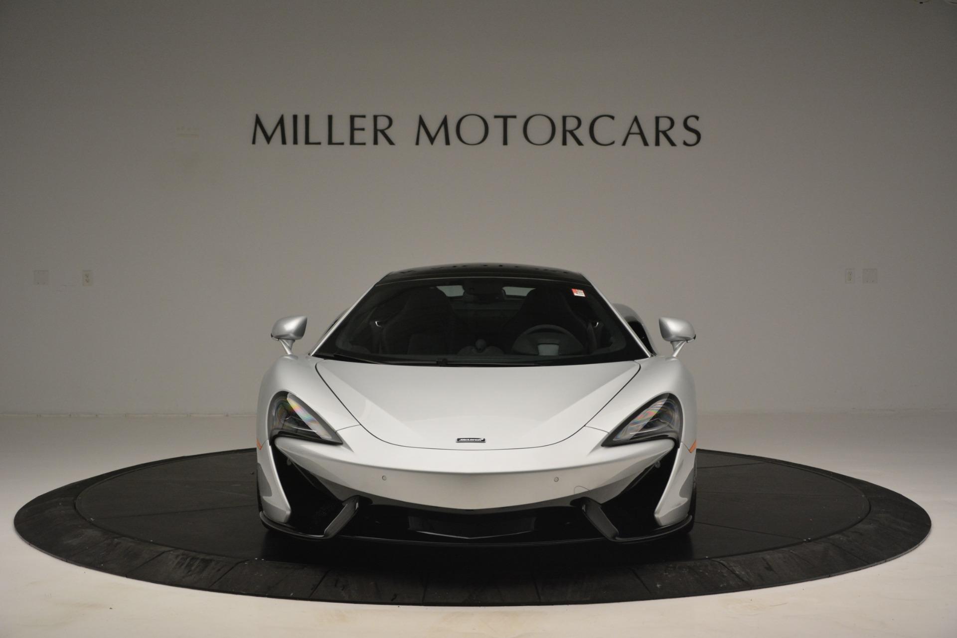 New 2019 McLaren 570GT Coupe For Sale In Westport, CT 2725_p12